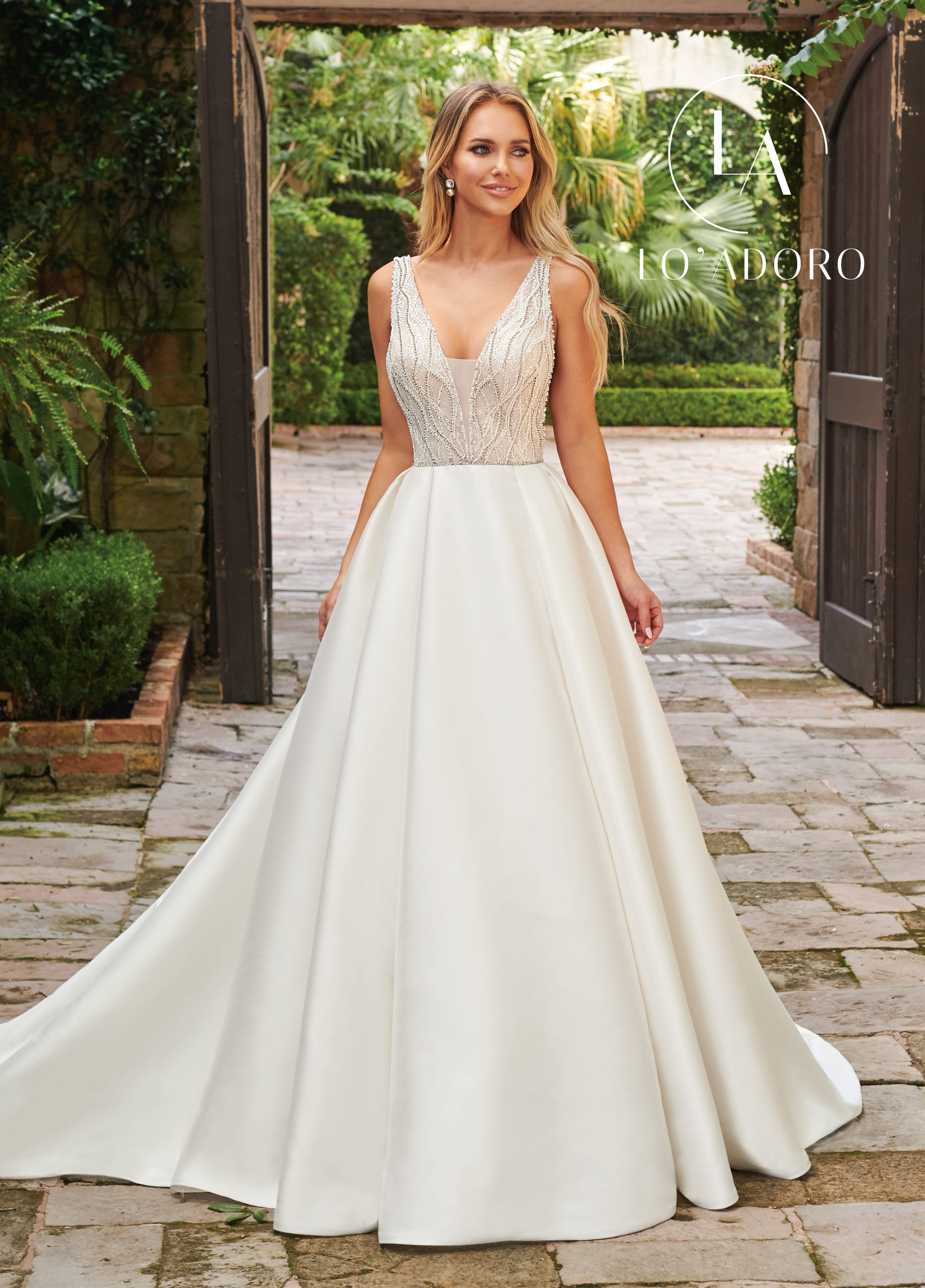 Lo Adoro Bridal Dresses | Lo' Adoro | Style - M784