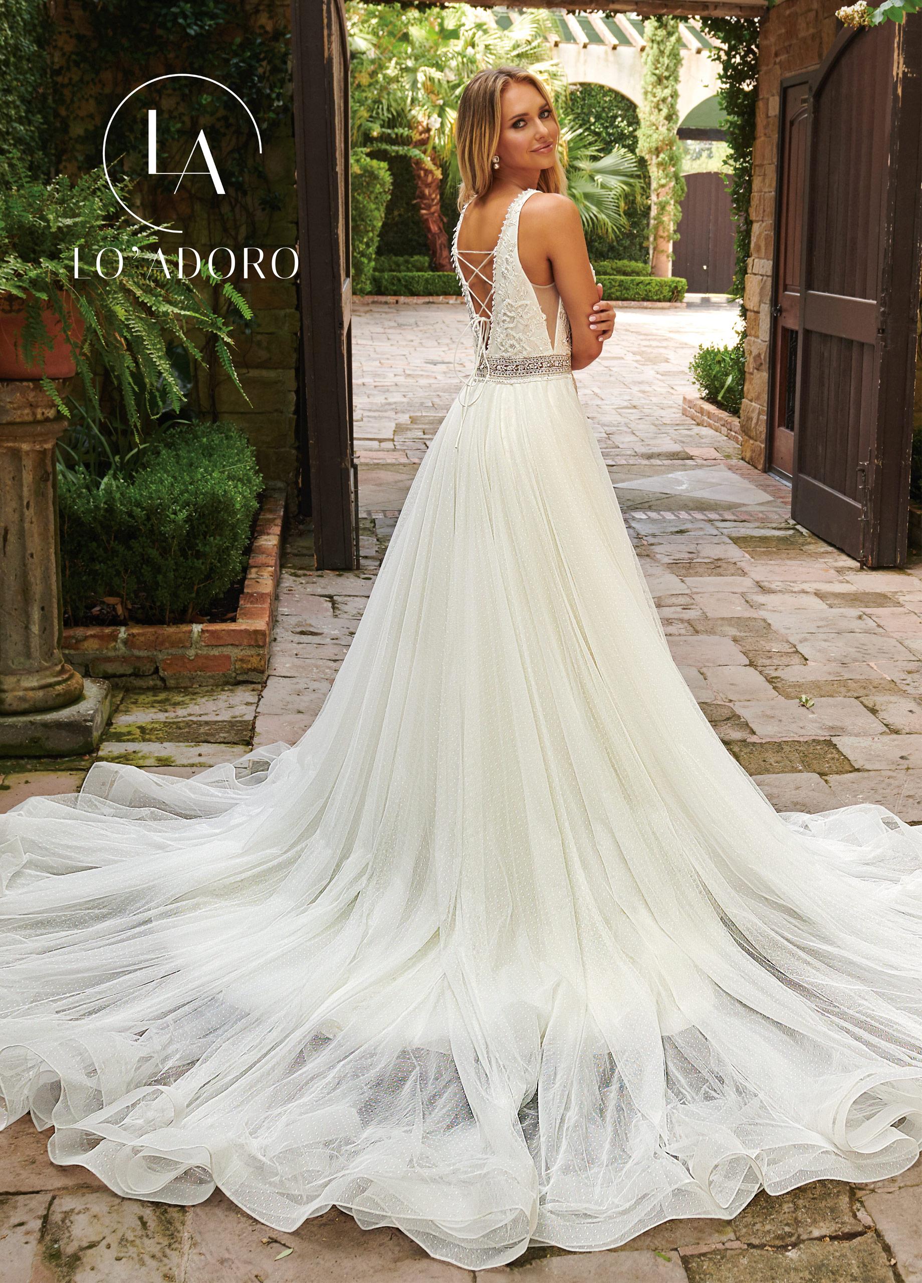 Lo Adoro Bridal Dresses | Lo' Adoro | Style - M785
