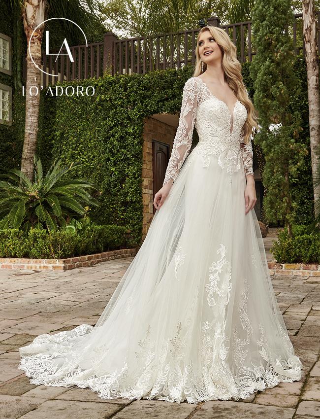 Color Lo Adoro Bridal Dresses - Style - M786