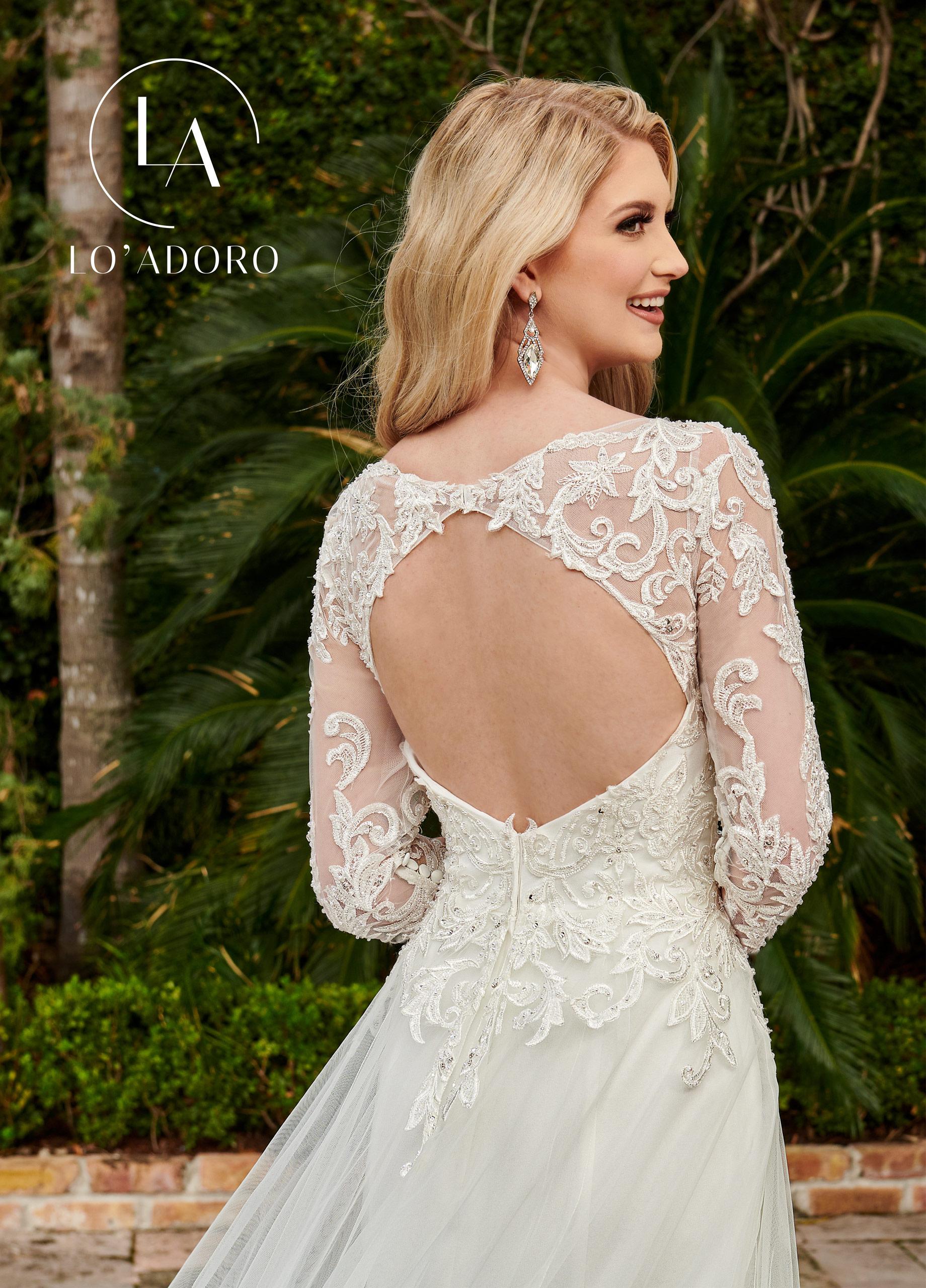 Lo Adoro Bridal Dresses | Lo' Adoro | Style - M786