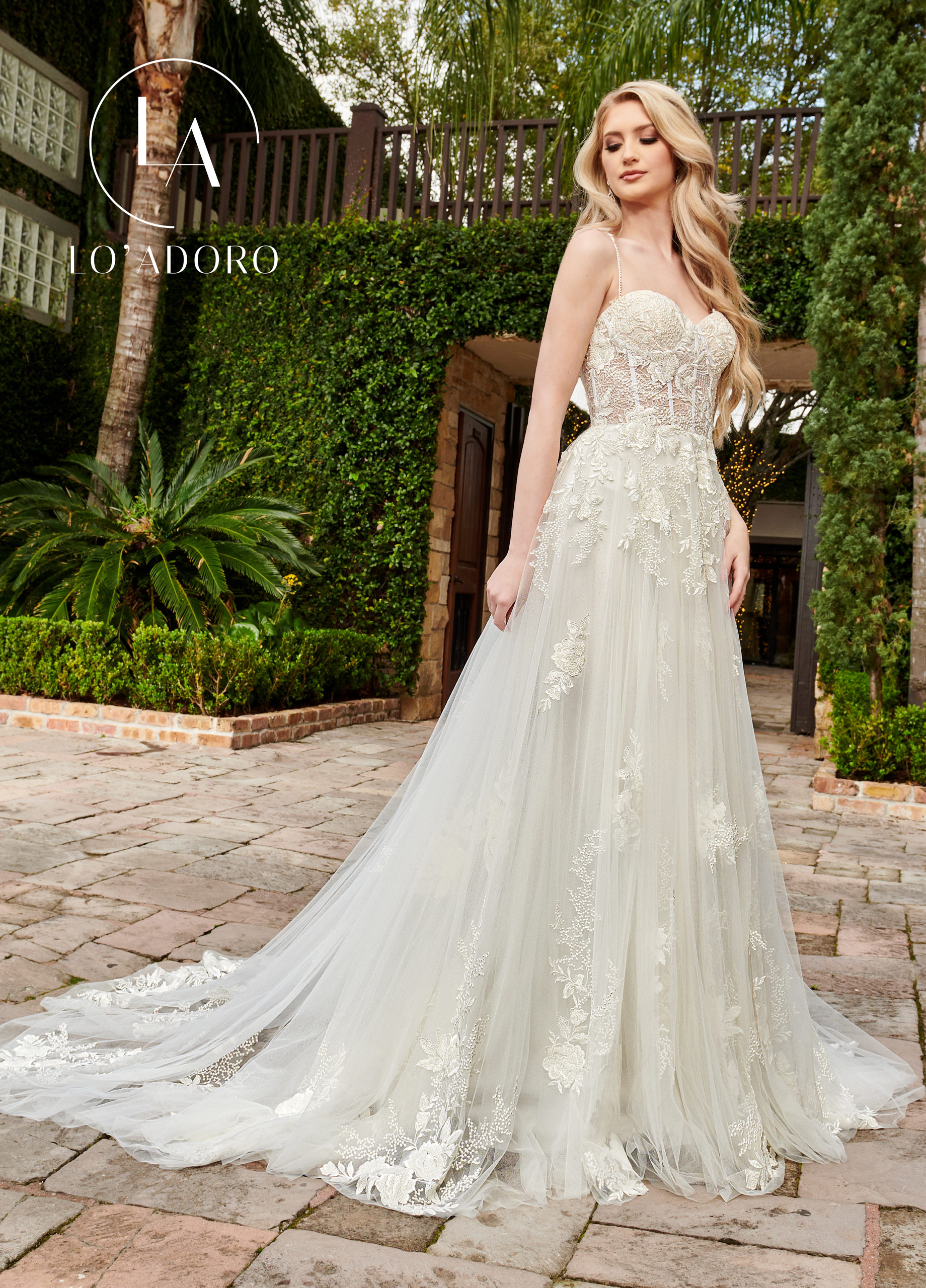 Lo Adoro Bridal Dresses | Lo' Adoro | Style - M787