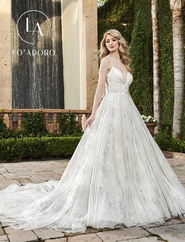Color Lo Adoro Bridal Dresses - Style - M788