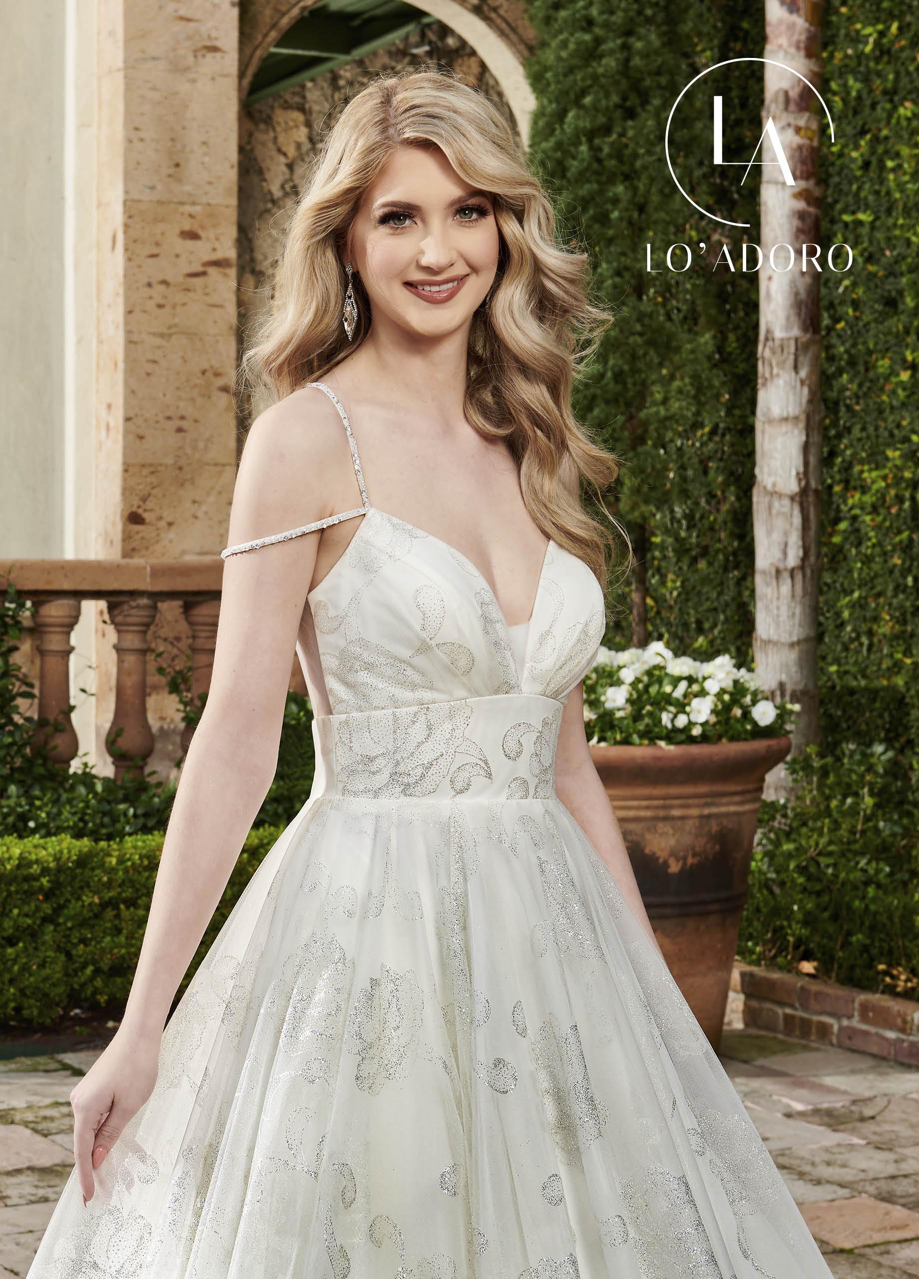 Lo Adoro Bridal Dresses | Lo' Adoro | Style - M788