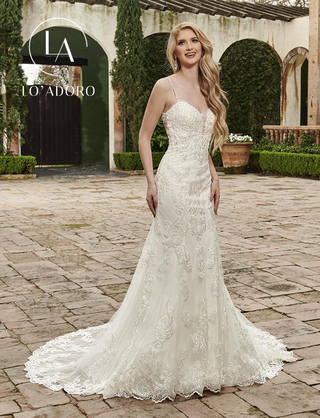 Color Lo Adoro Bridal Dresses - Style - M789
