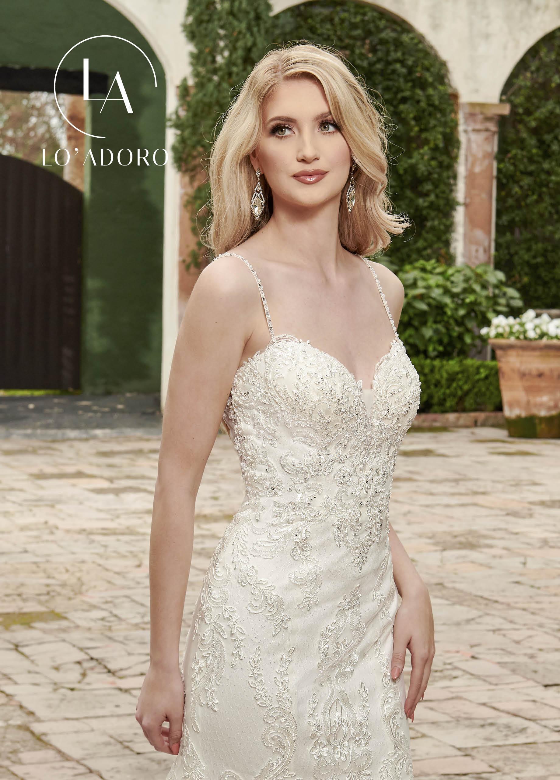 Lo Adoro Bridal Dresses | Lo' Adoro | Style - M789