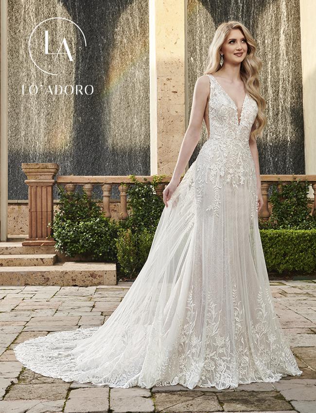 Color Lo Adoro Bridal Dresses - Style - M790