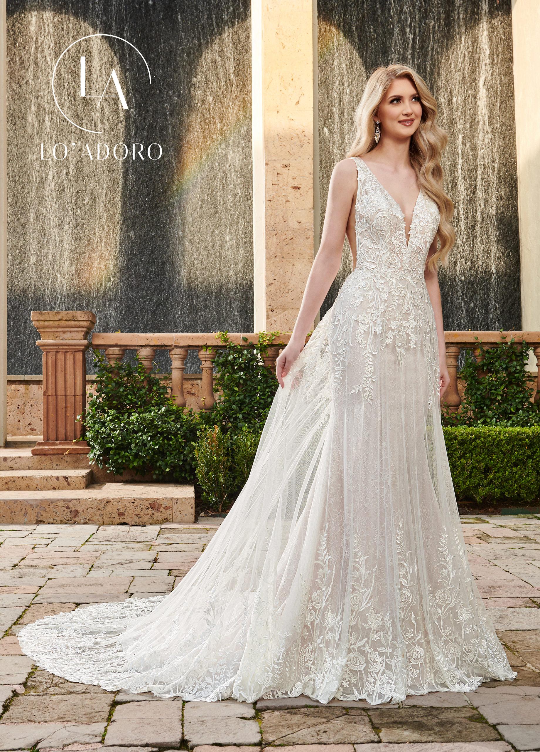Lo Adoro Bridal Dresses | Lo' Adoro | Style - M790
