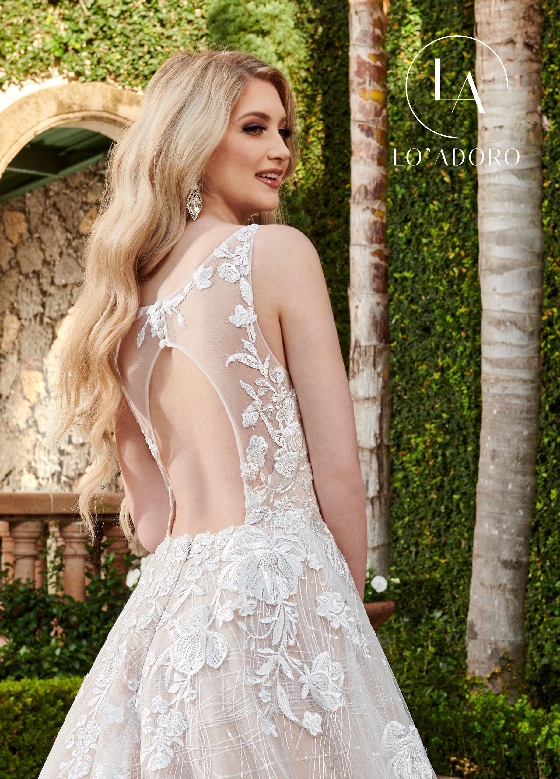 Lo Adoro Bridal Dresses | Lo' Adoro | Style - M791