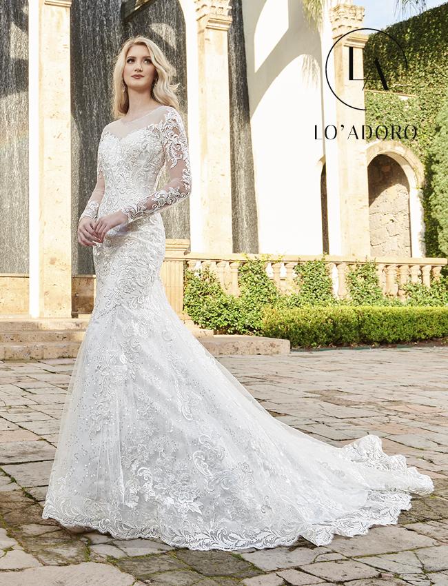 Color Lo Adoro Bridal Dresses - Style - M792