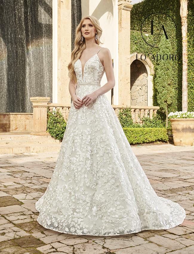 Color Lo Adoro Bridal Dresses - Style - M793