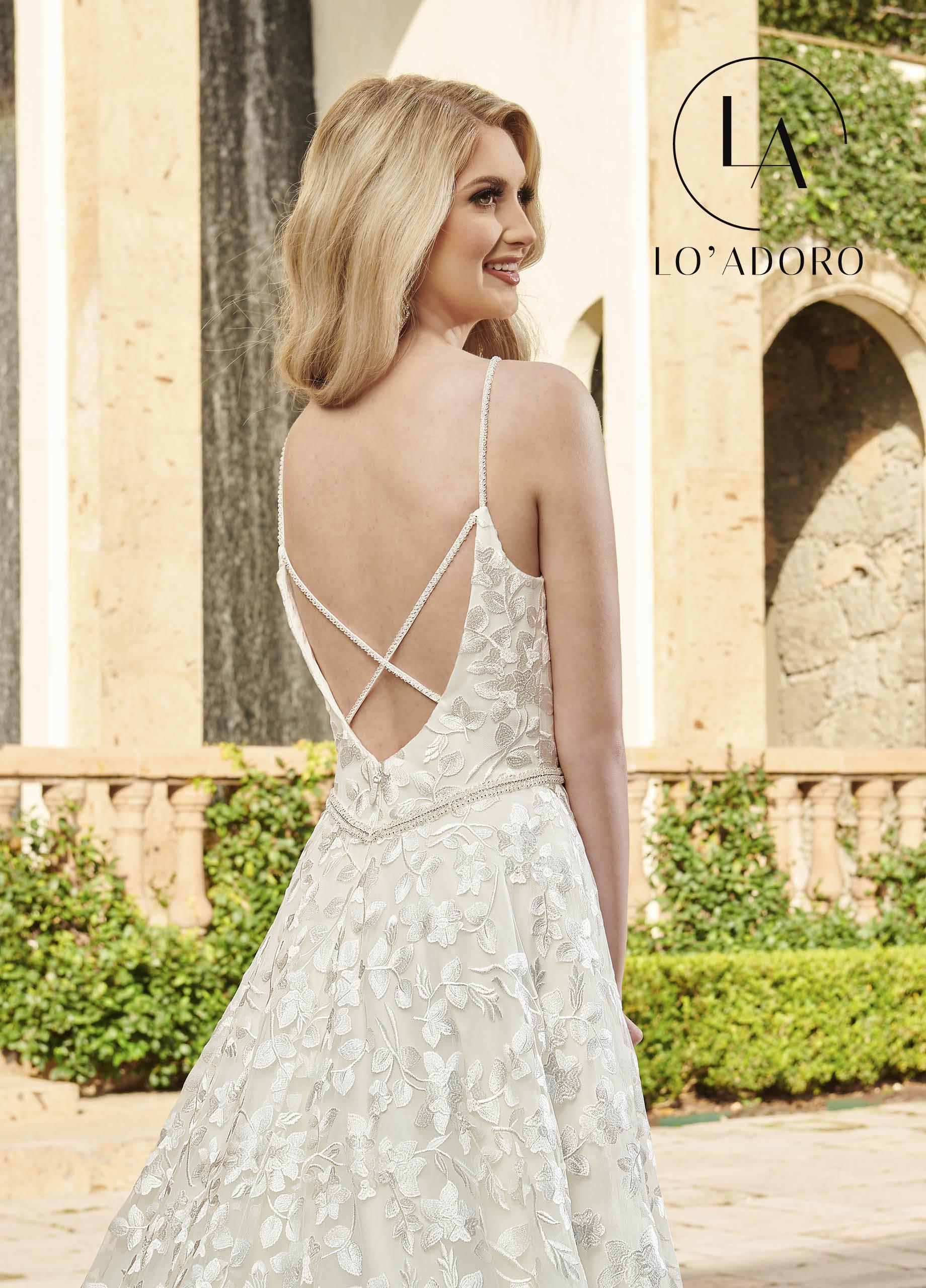 Lo Adoro Bridal Dresses | Lo' Adoro | Style - M793
