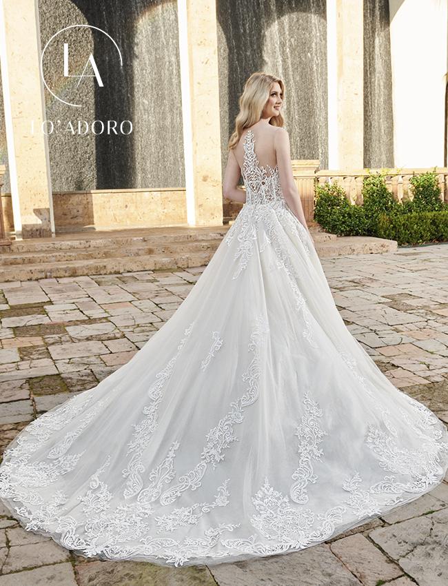 Color Lo Adoro Bridal Dresses - Style - M794