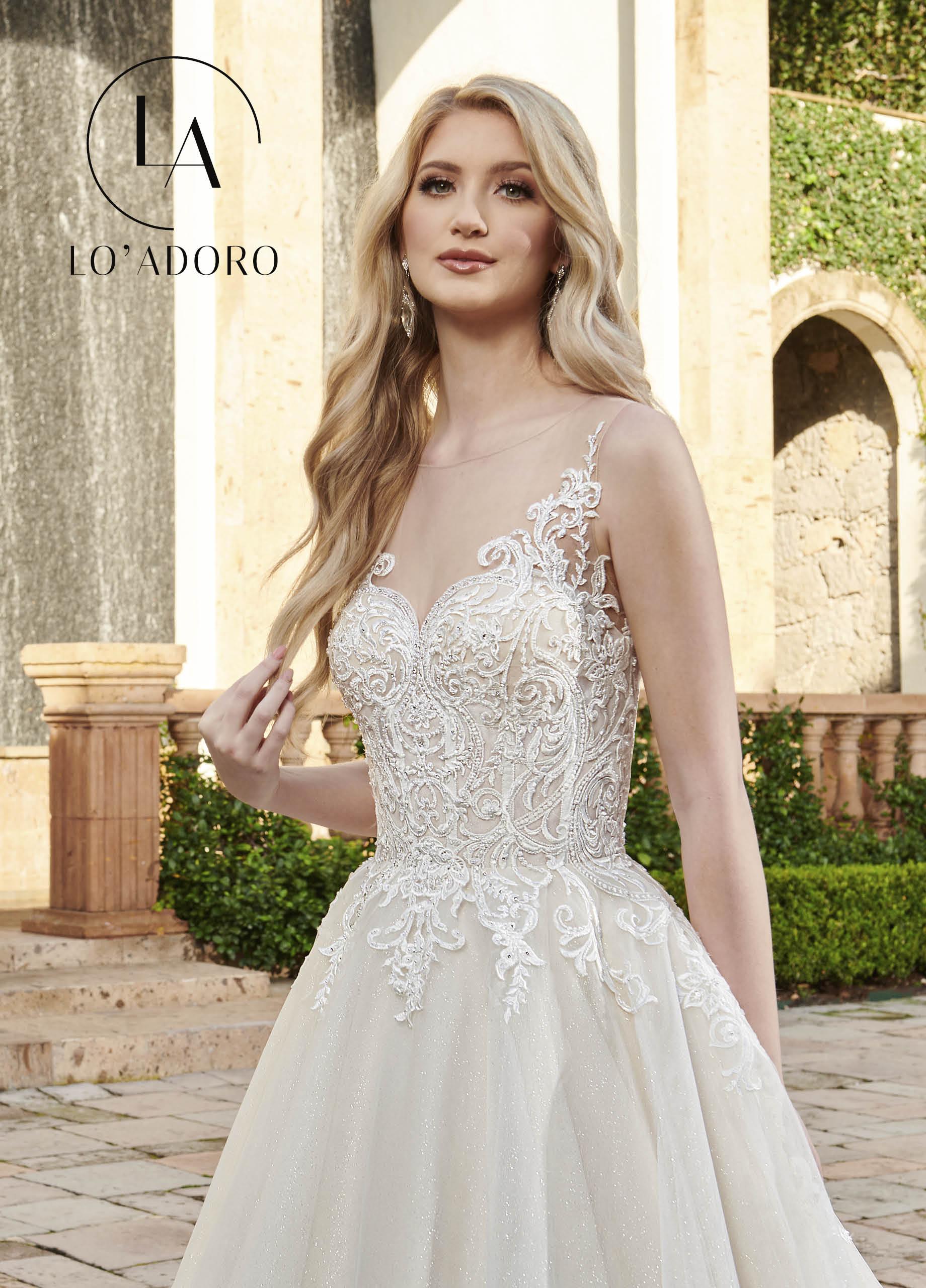 Lo Adoro Bridal Dresses | Lo' Adoro | Style - M794