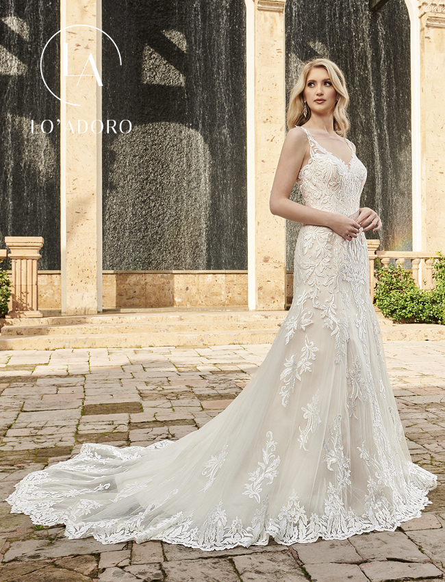 Color Lo Adoro Bridal Dresses - Style - M795