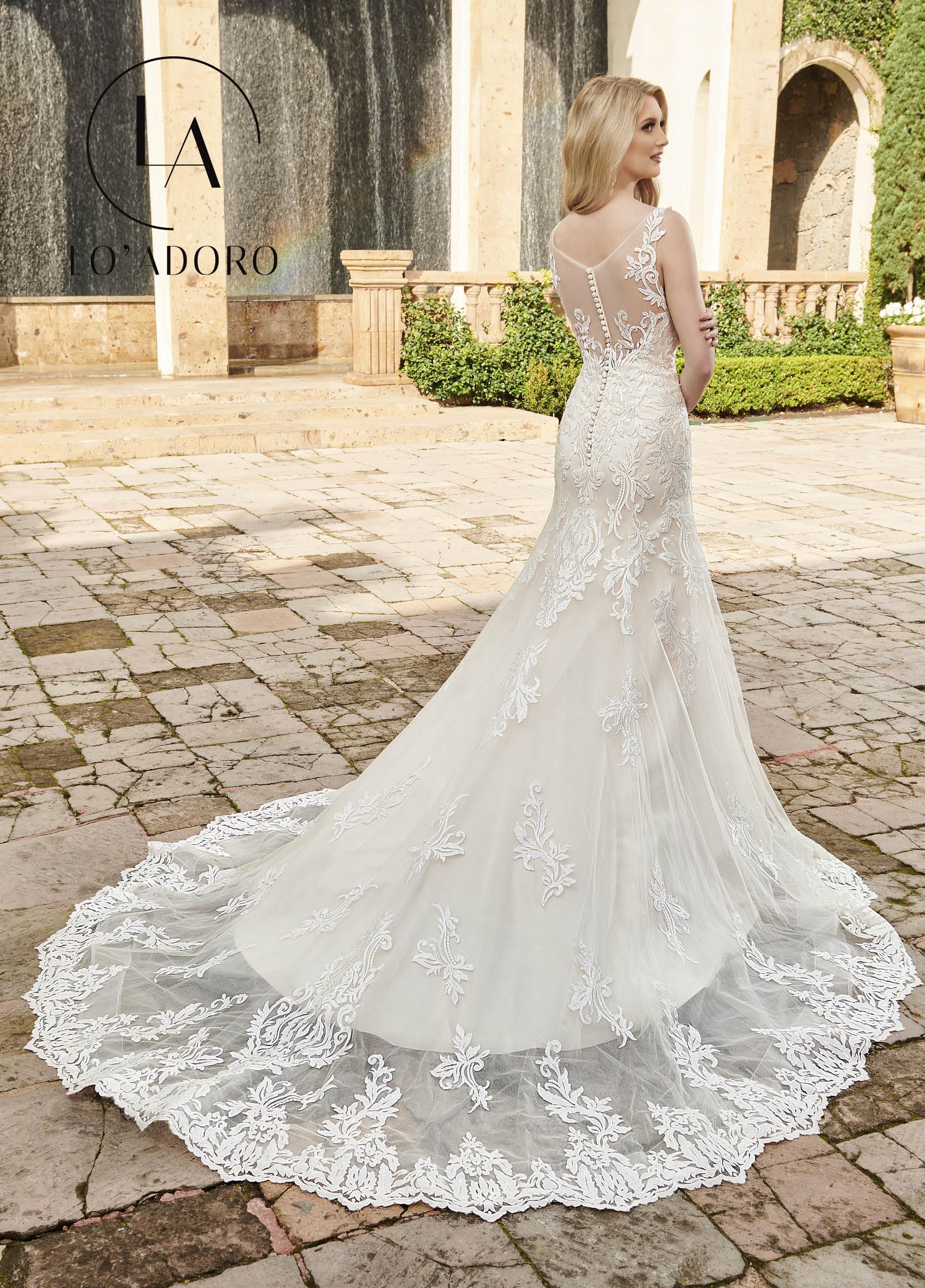 Lo Adoro Bridal Dresses   Lo' Adoro   Style - M795