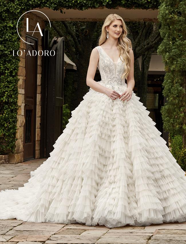 Color Lo Adoro Bridal Dresses - Style - M796