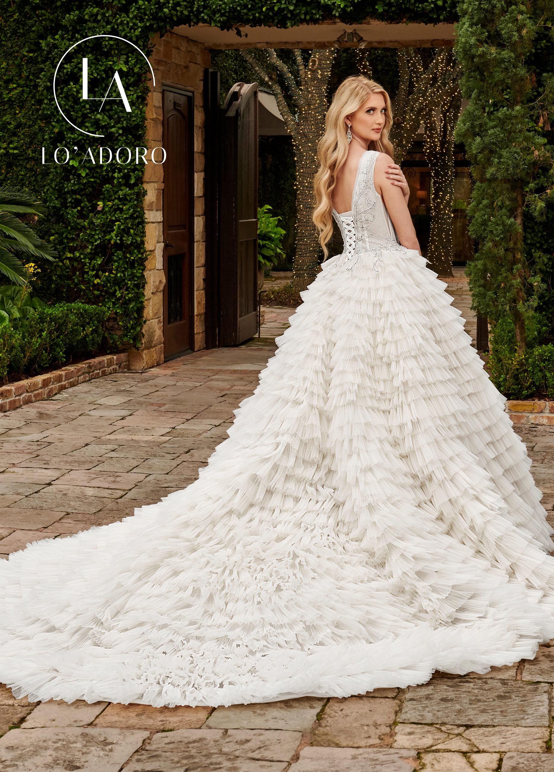 Lo Adoro Bridal Dresses | Lo' Adoro | Style - M796