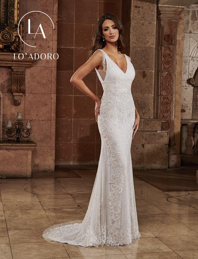 Color Lo Adoro Bridal Dresses - Style - M797