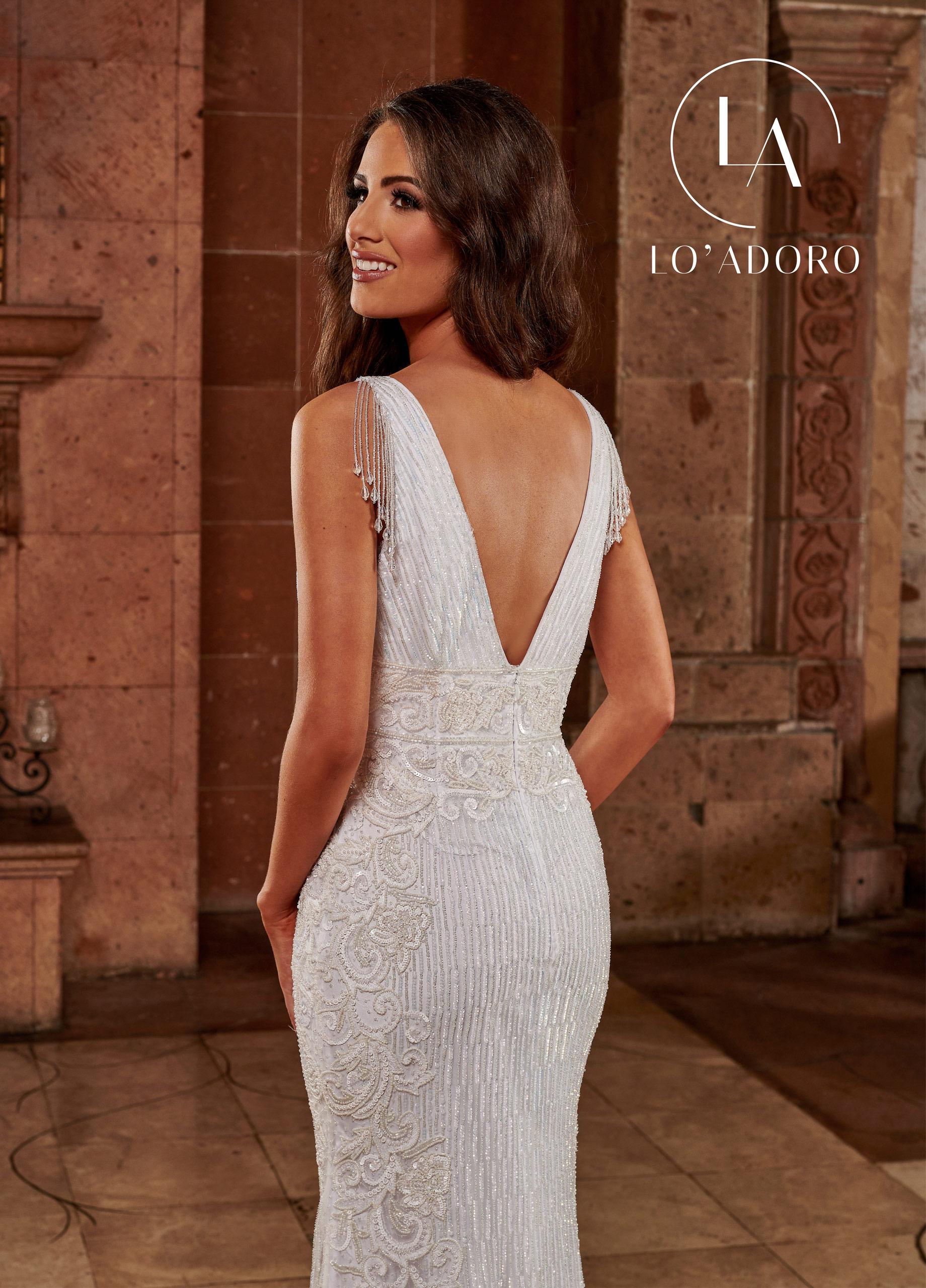 Lo Adoro Bridal Dresses | Lo' Adoro | Style - M797