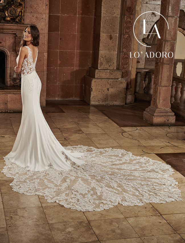 Color Lo Adoro Bridal Dresses - Style - M798
