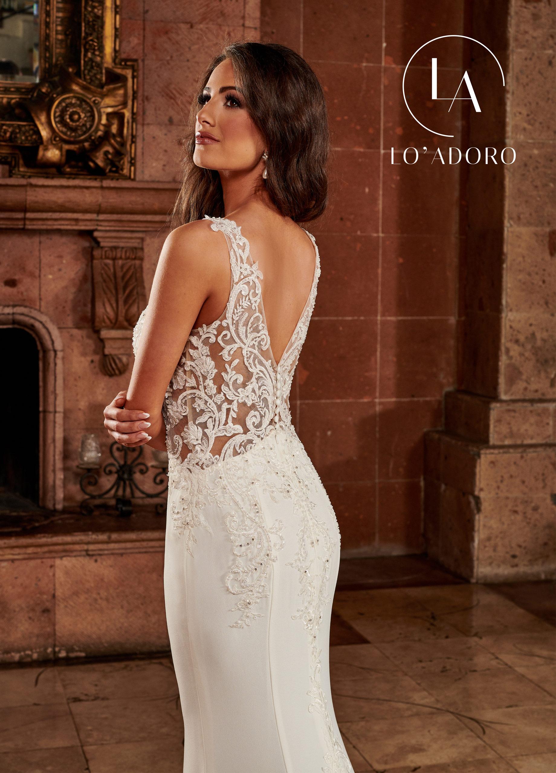 Lo Adoro Bridal Dresses | Lo' Adoro | Style - M798