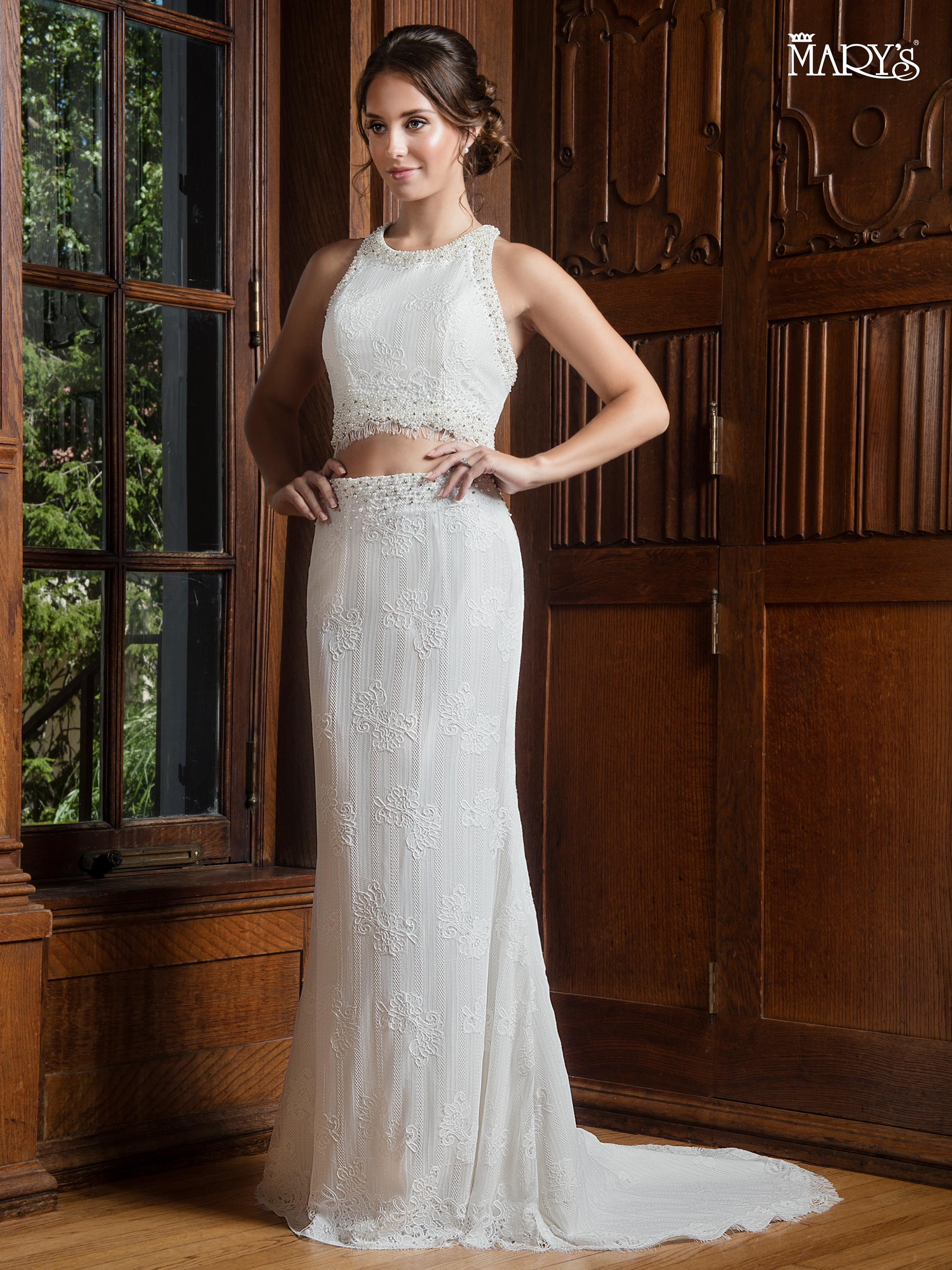 Bridal Wedding Dresses | Mary's | Style - MB1001