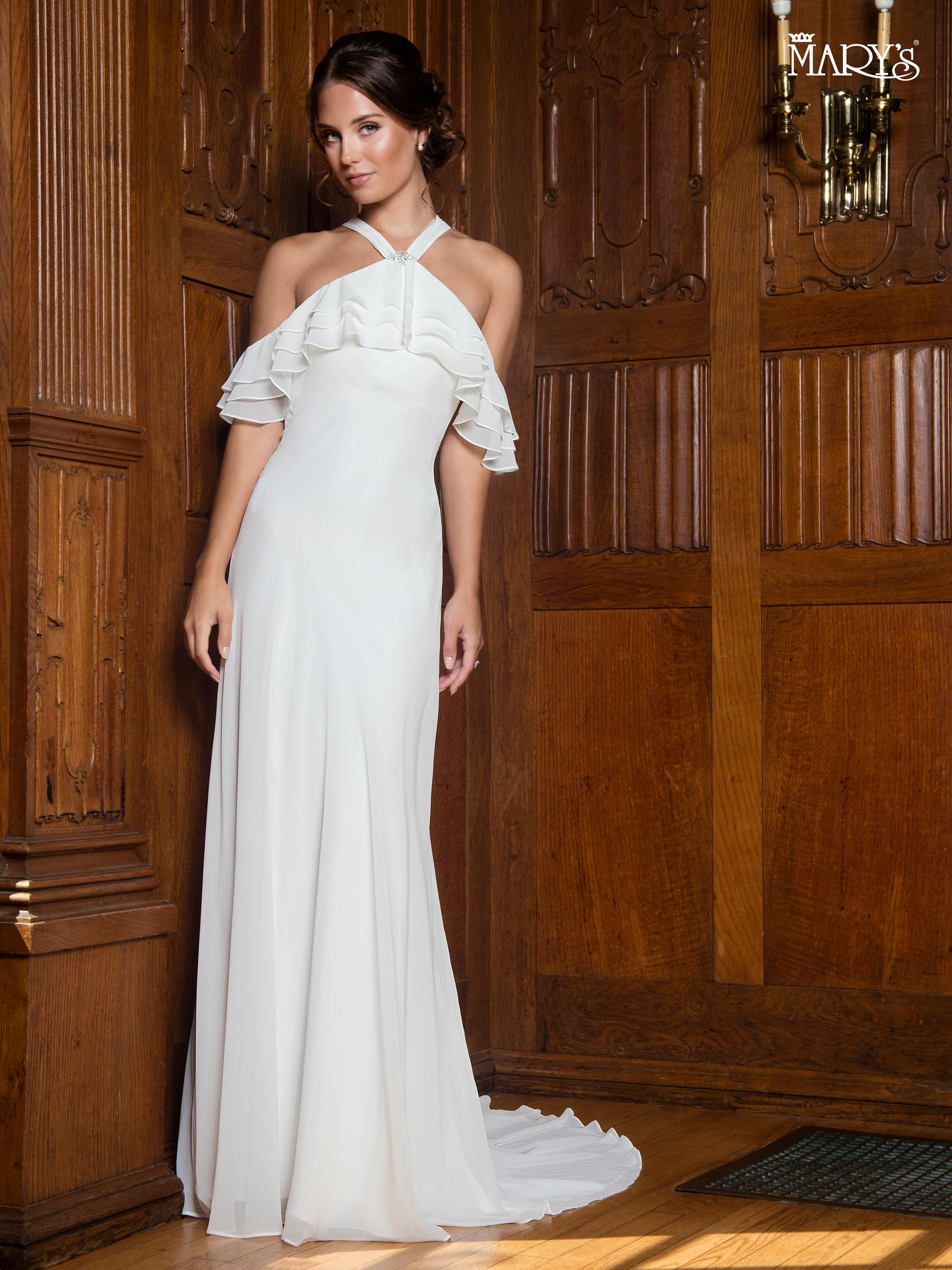Bridal Wedding Dresses | Mary's | Style - MB1005