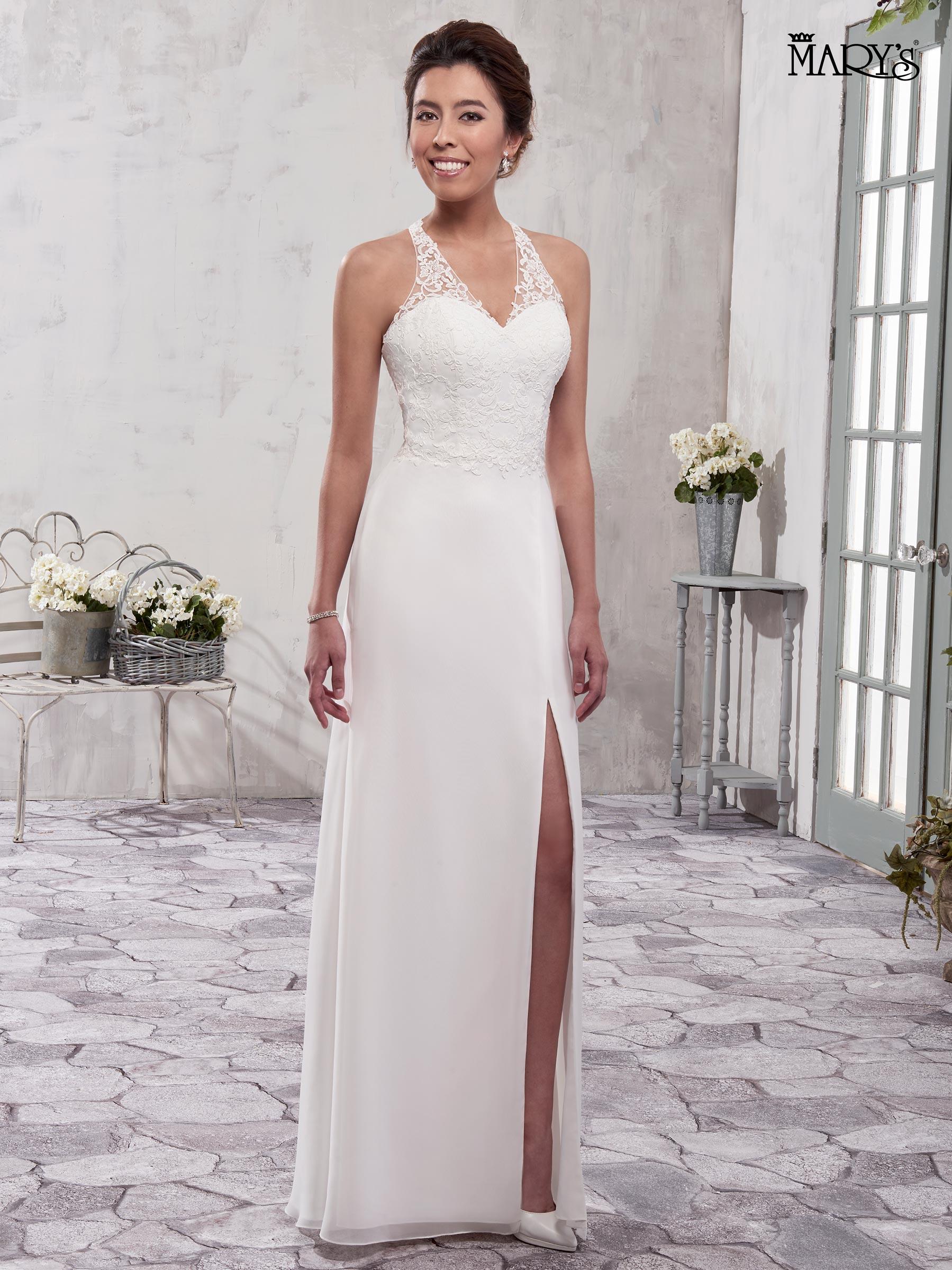 Bridal Wedding Dresses   Mary's   Style - MB1006