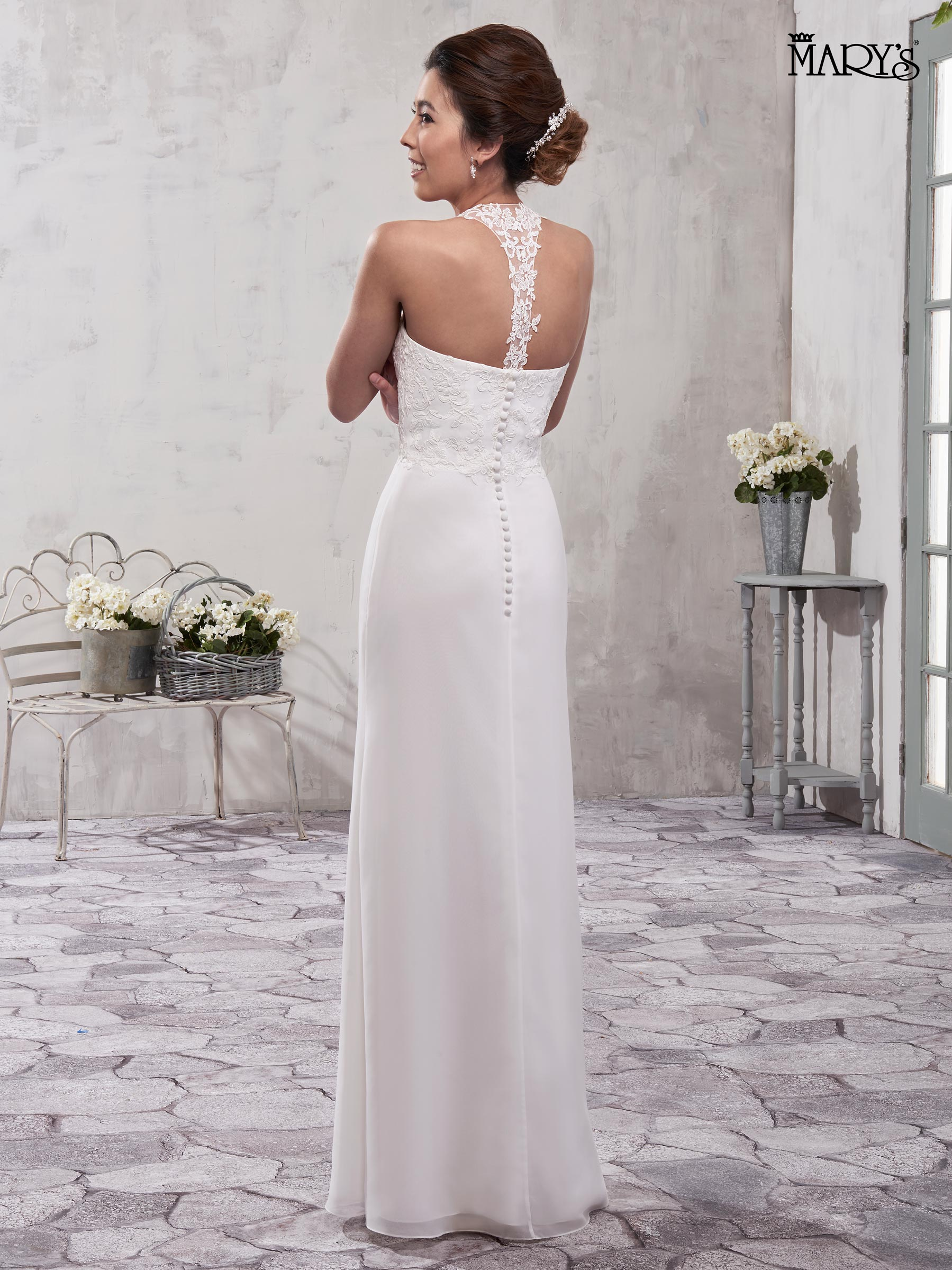 Bridal Wedding Dresses | Mary's | Style - MB1006
