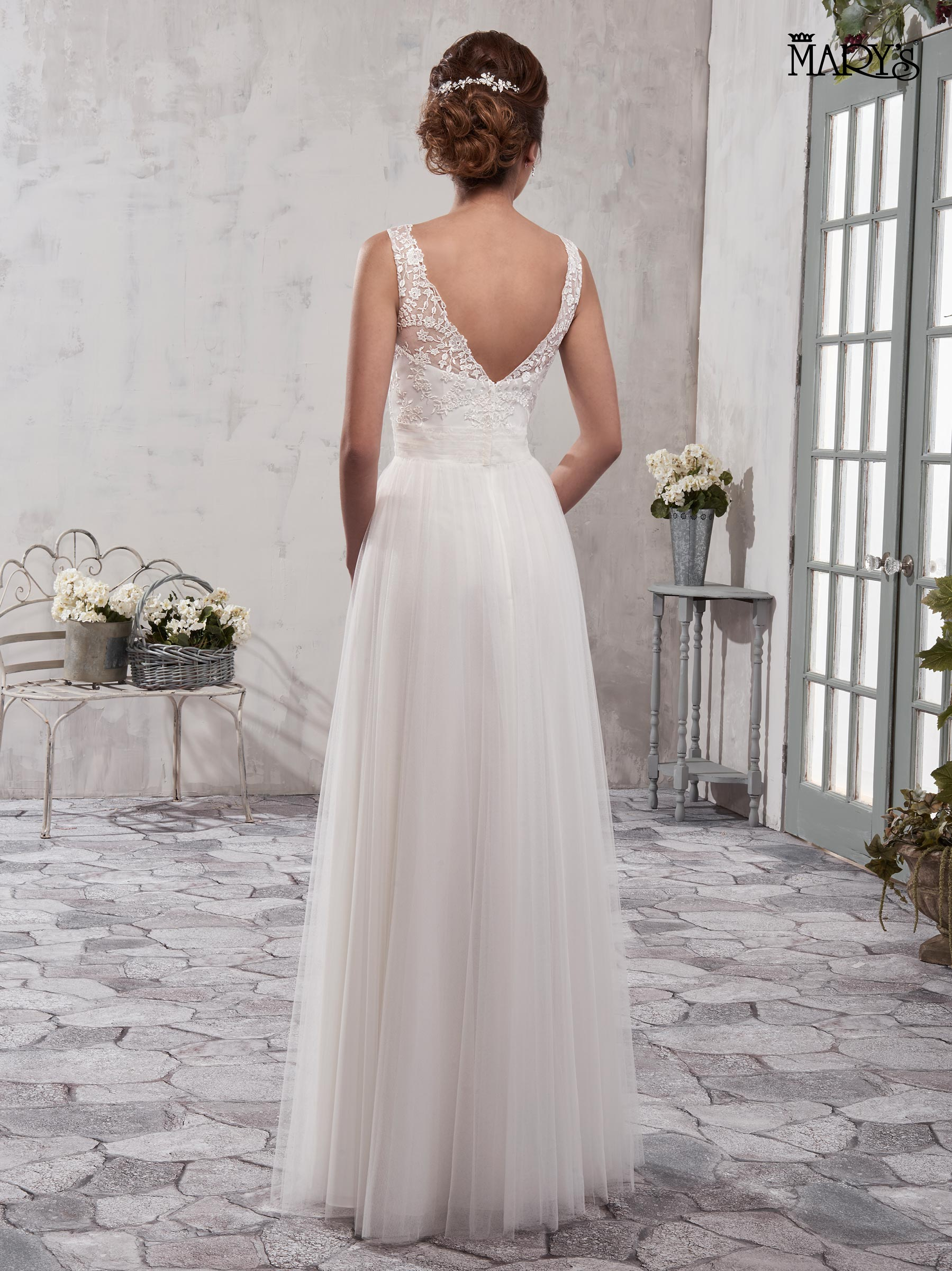 Bridal Wedding Dresses | Mary's | Style - MB1008