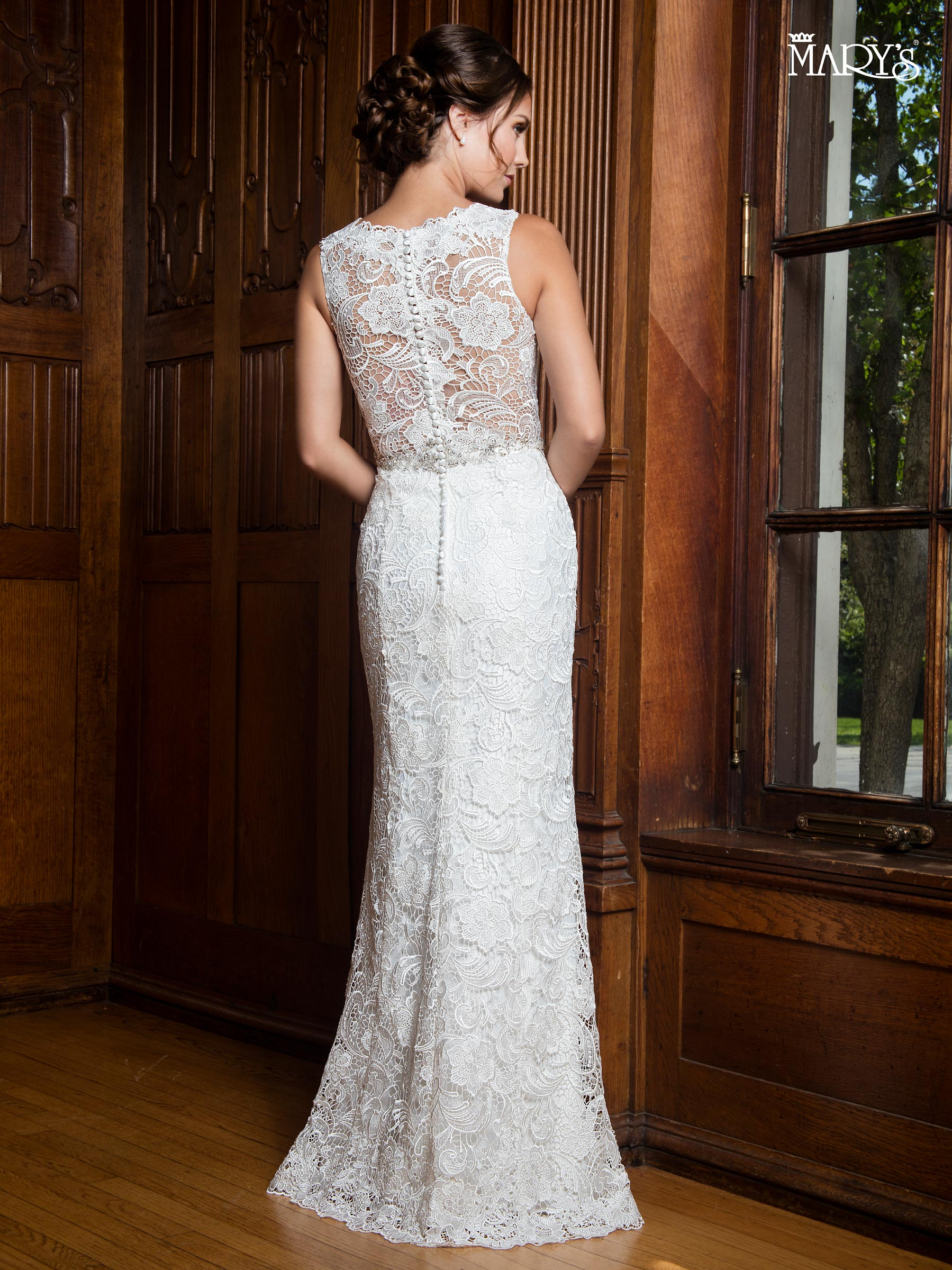 Bridal Wedding Dresses | Mary's | Style - MB1012