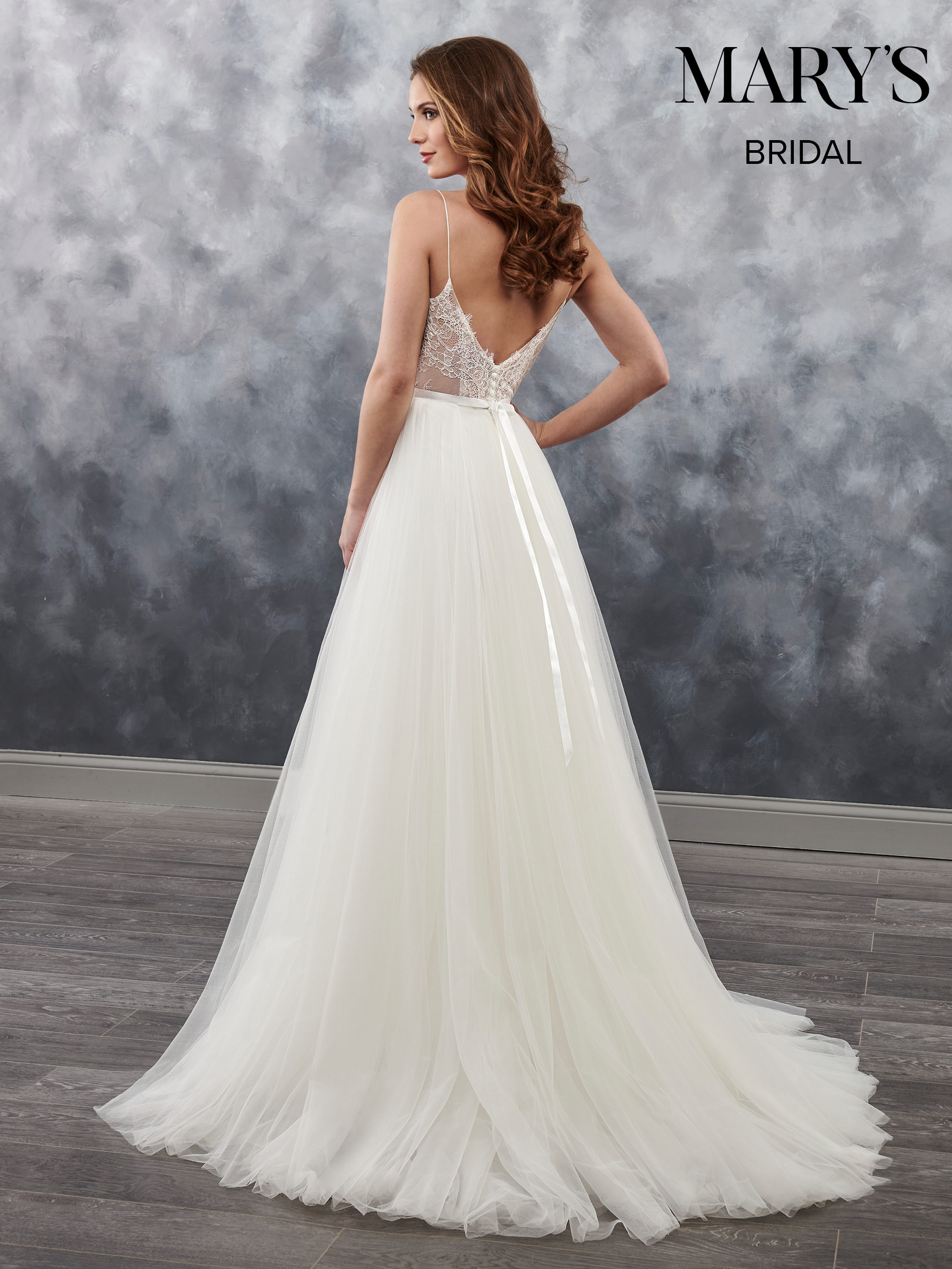 Bridal Wedding Dresses | Mary's | Style - MB1016
