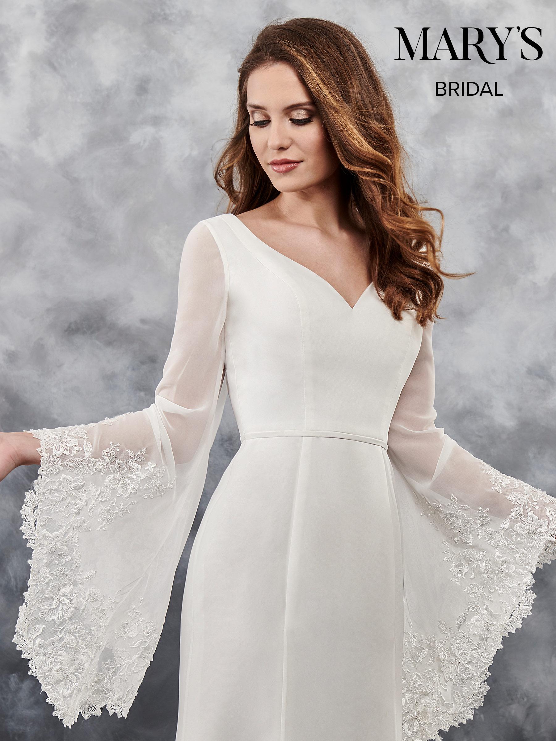 Bridal Wedding Dresses | Mary's | Style - MB1018