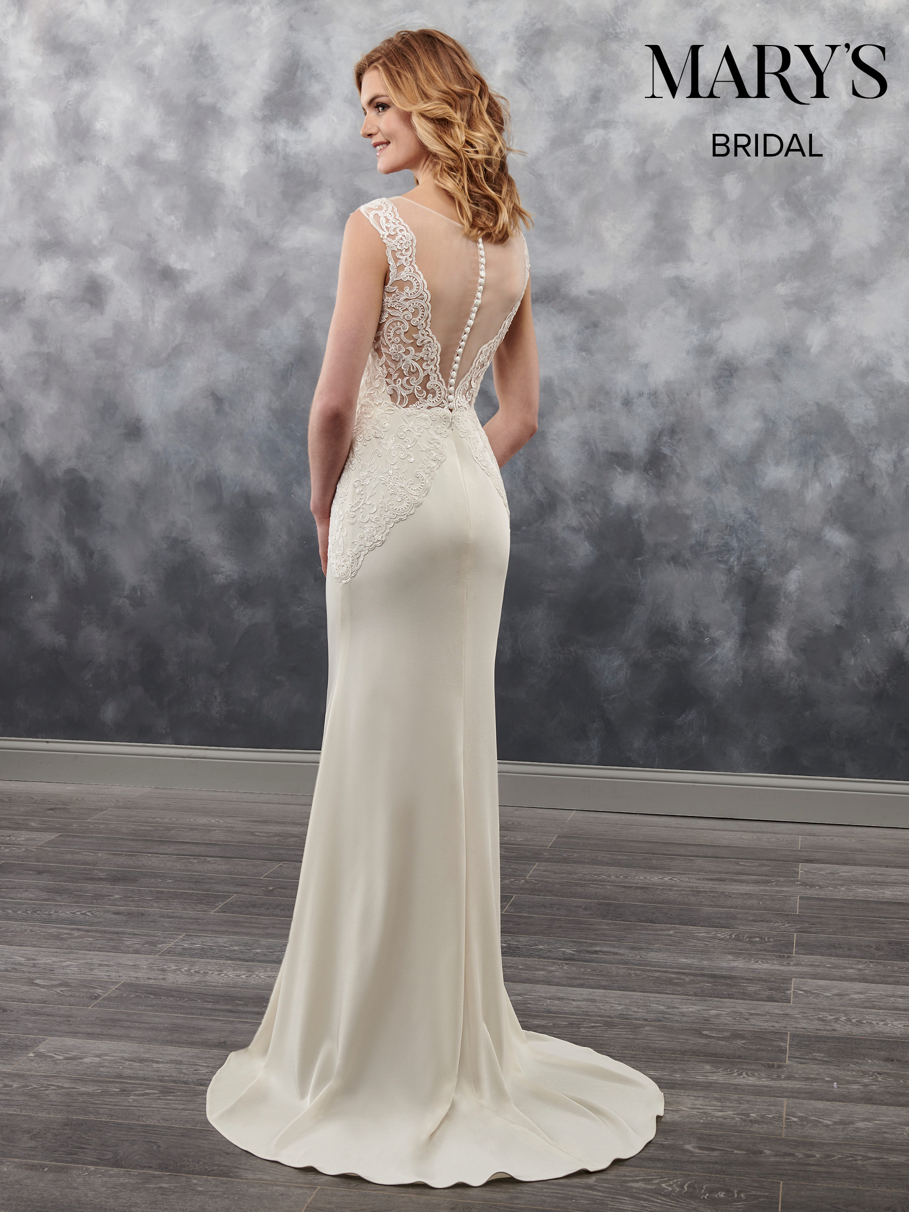 Bridal Wedding Dresses | Mary's | Style - MB1019
