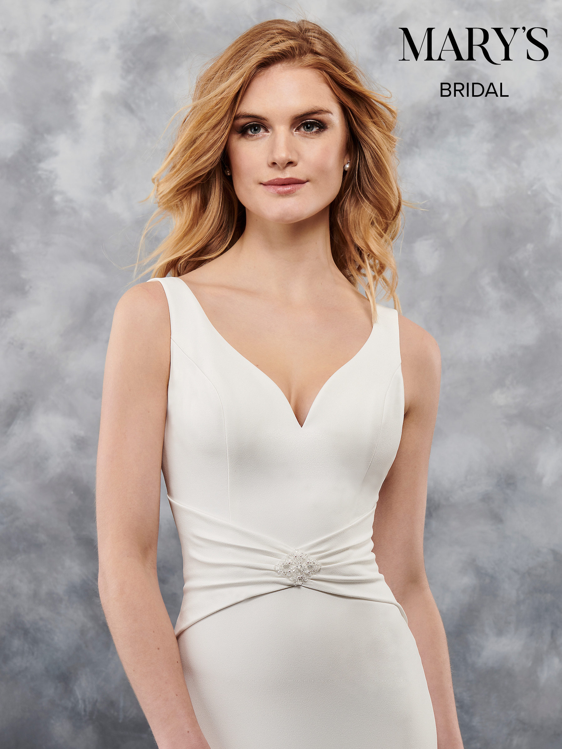 Bridal Wedding Dresses | Mary's | Style - MB1021