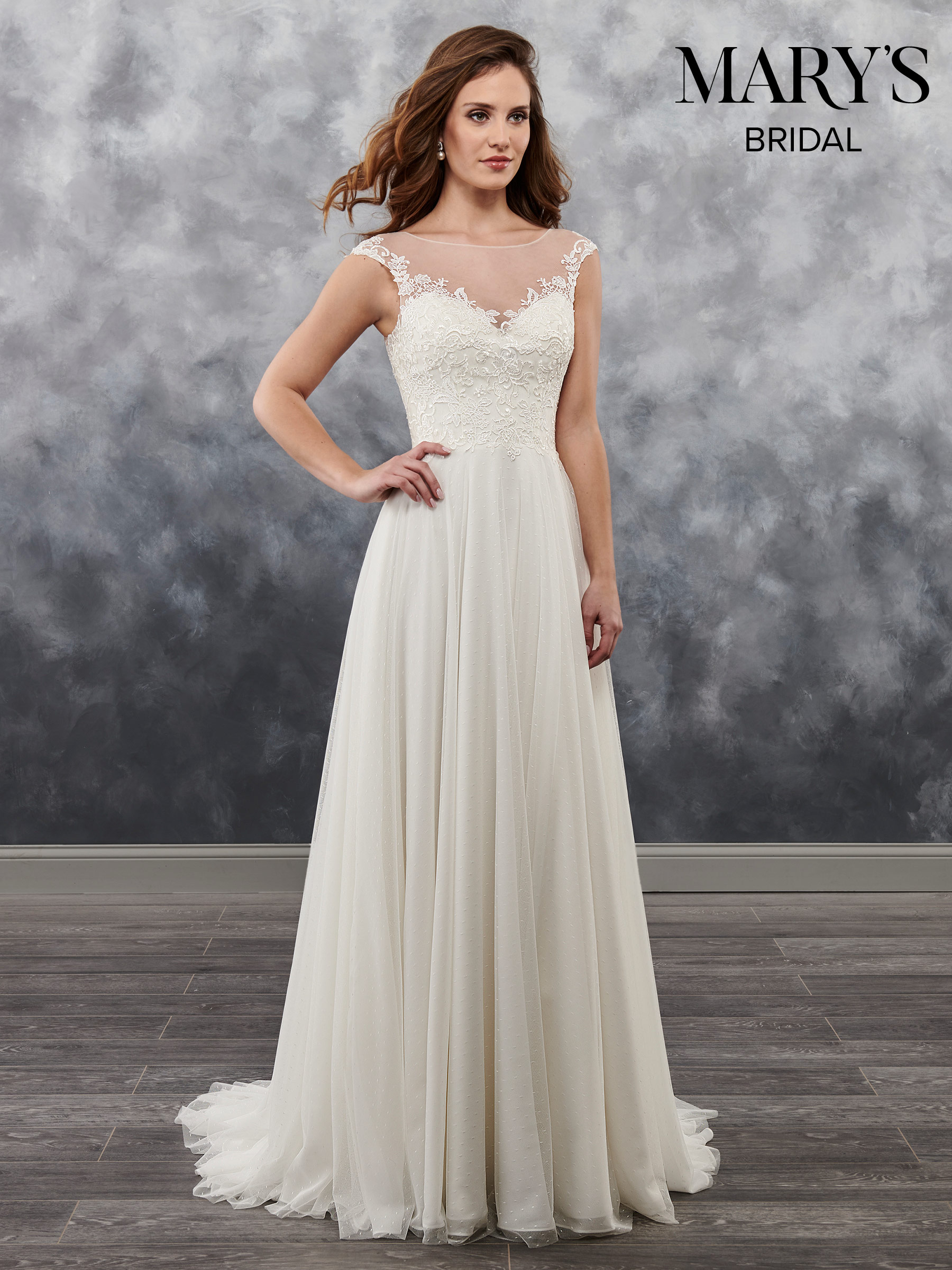 Bridal Wedding Dresses | Mary's | Style - MB1022