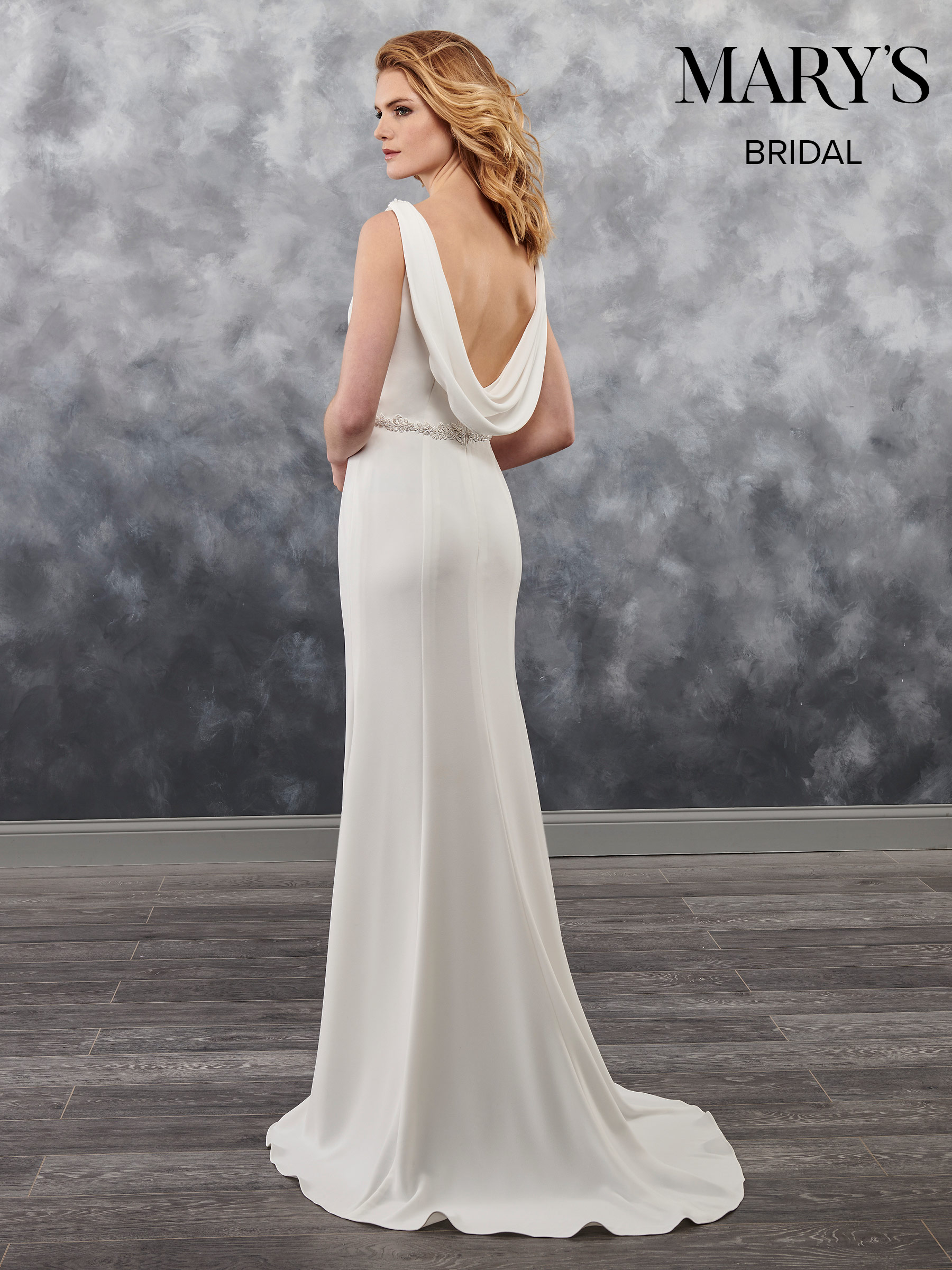 Bridal Wedding Dresses | Mary's | Style - MB1023