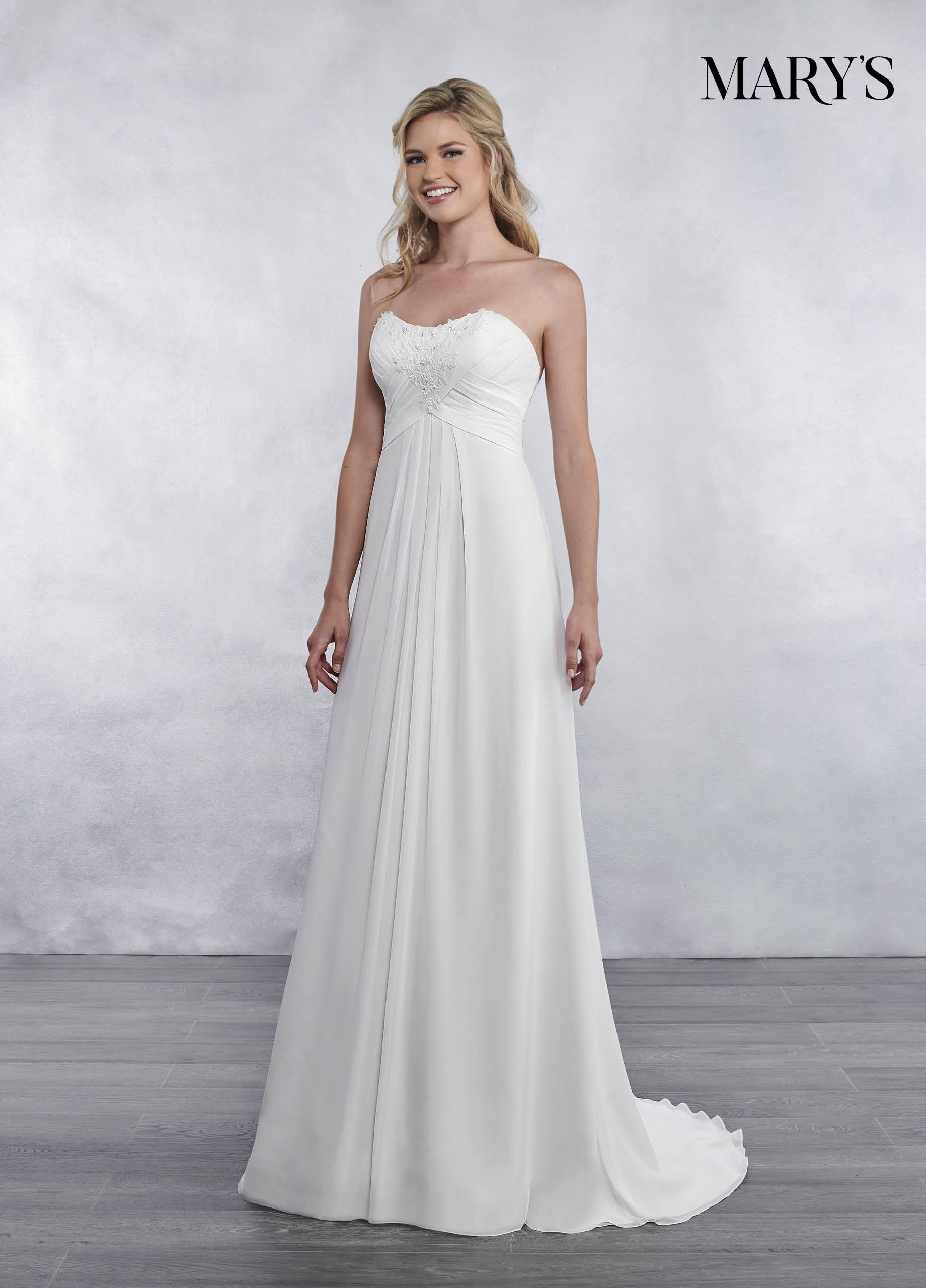 Bridal Wedding Dresses | Mary's | Style - MB1027