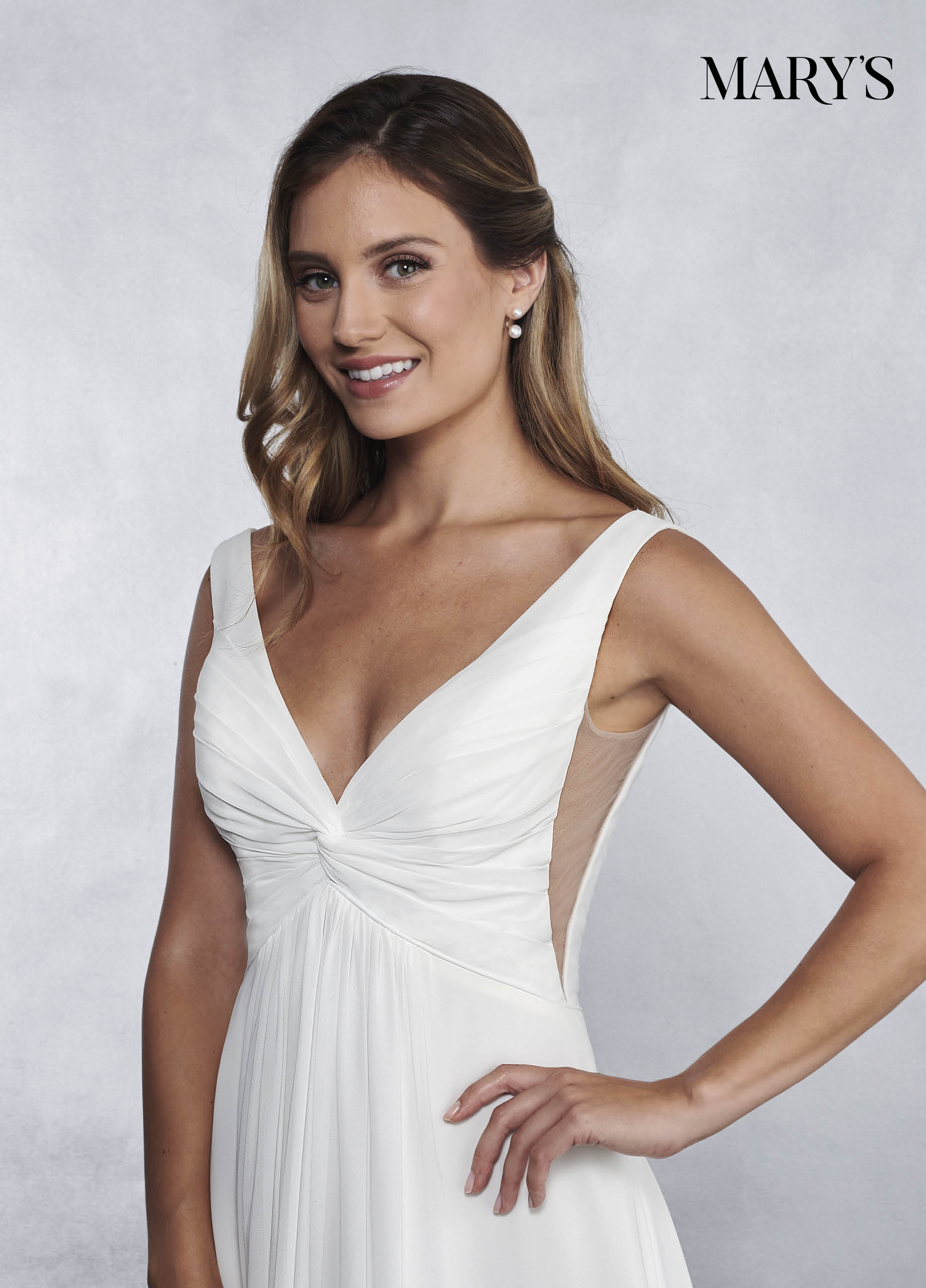 Bridal Wedding Dresses   Mary's   Style - MB1028