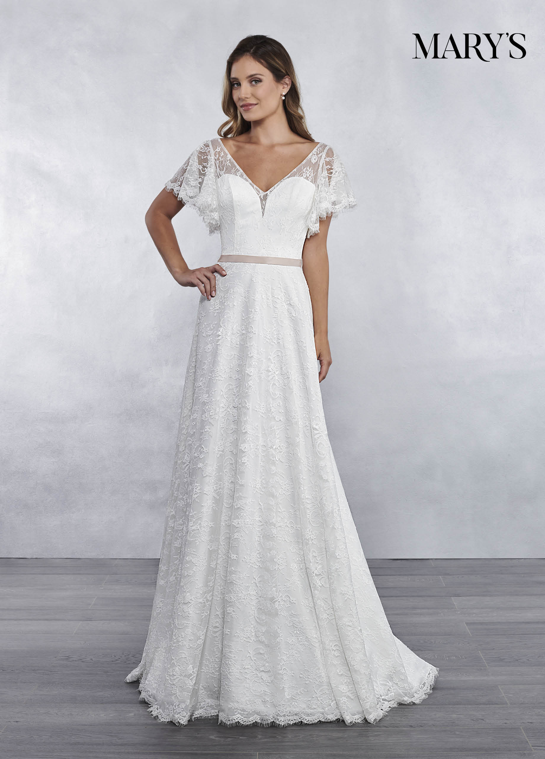 Bridal Wedding Dresses | Mary's | Style - MB1030