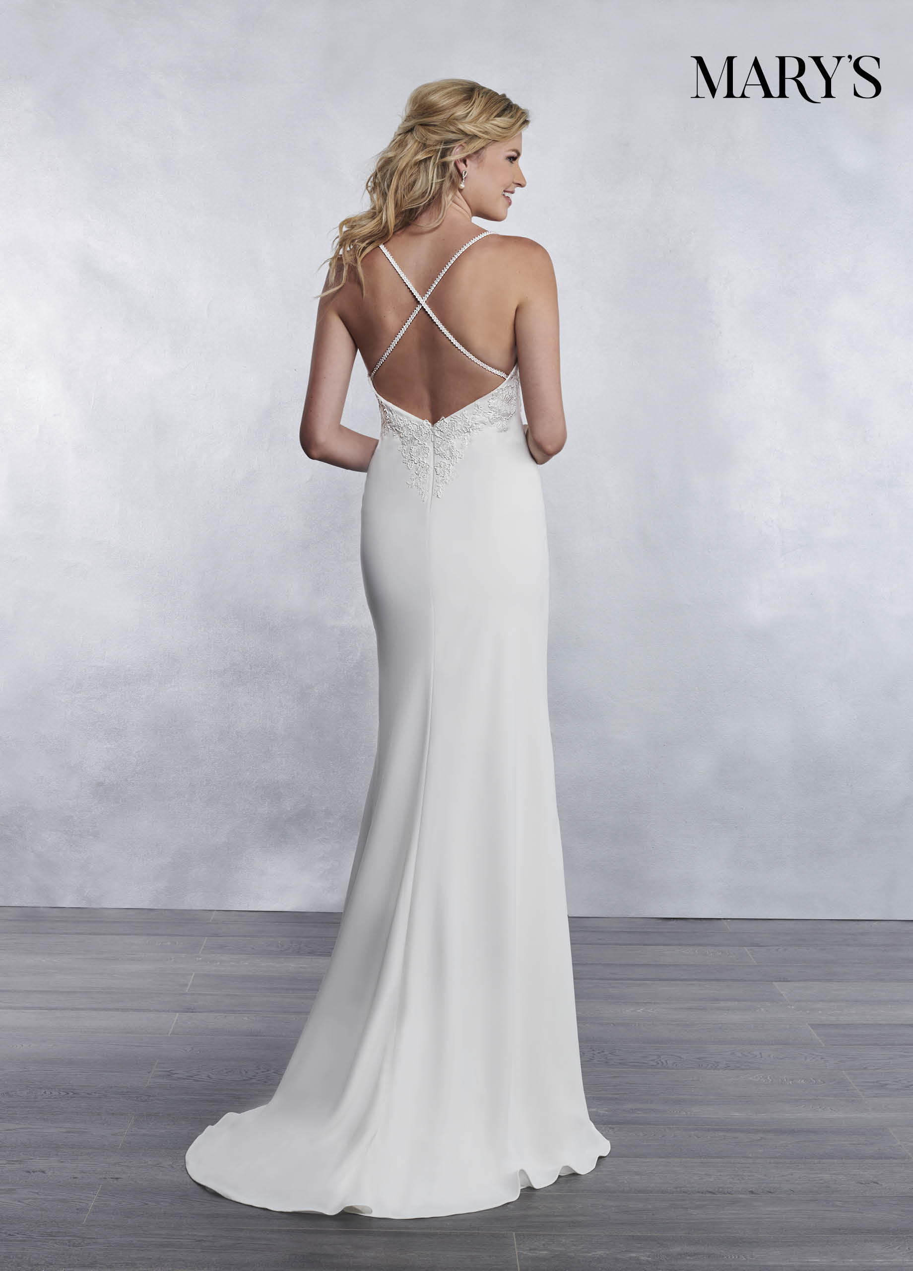 Bridal Wedding Dresses | Mary's | Style - MB1033