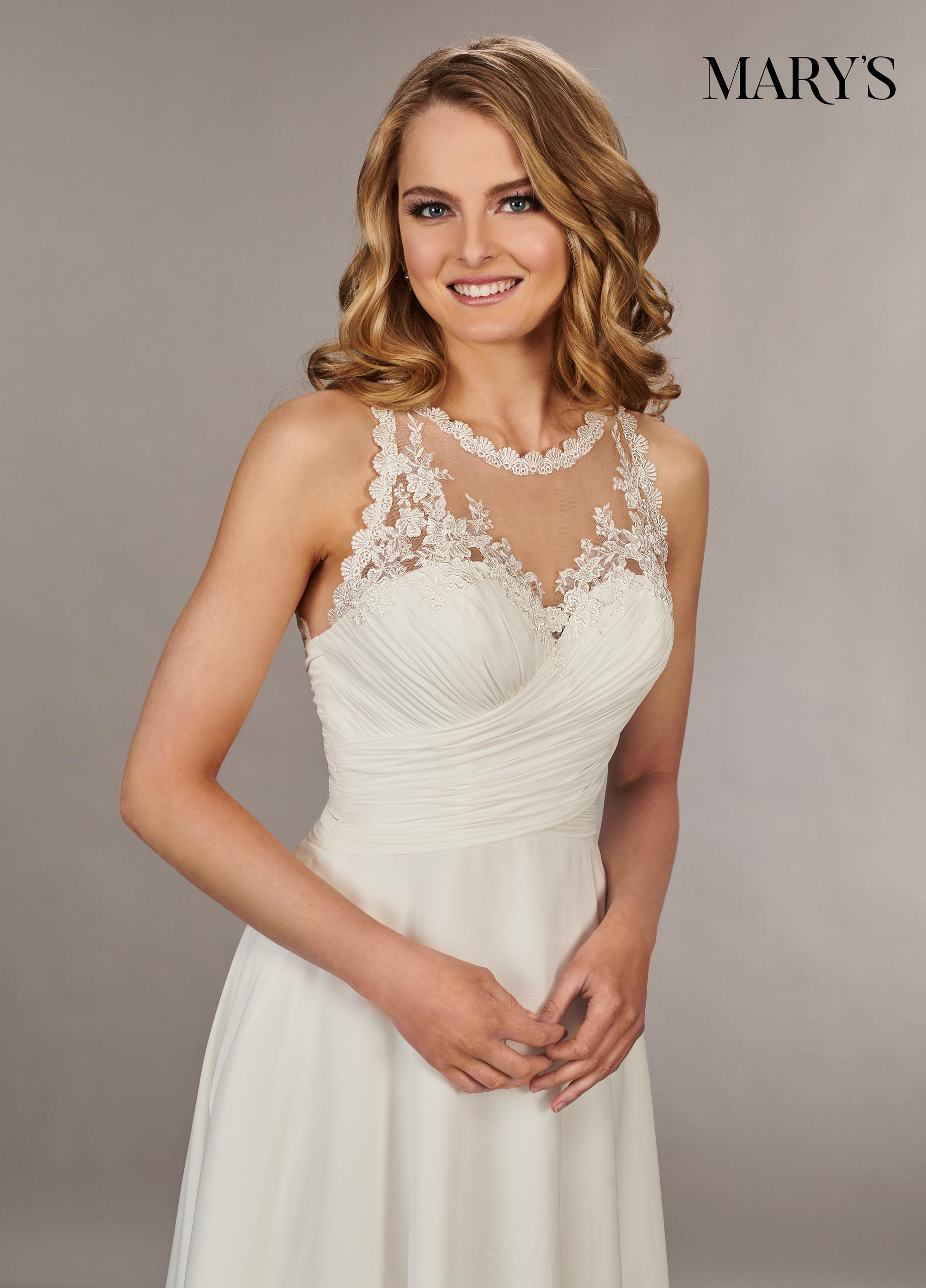 Bridal Wedding Dresses | Mary's | Style - MB1037