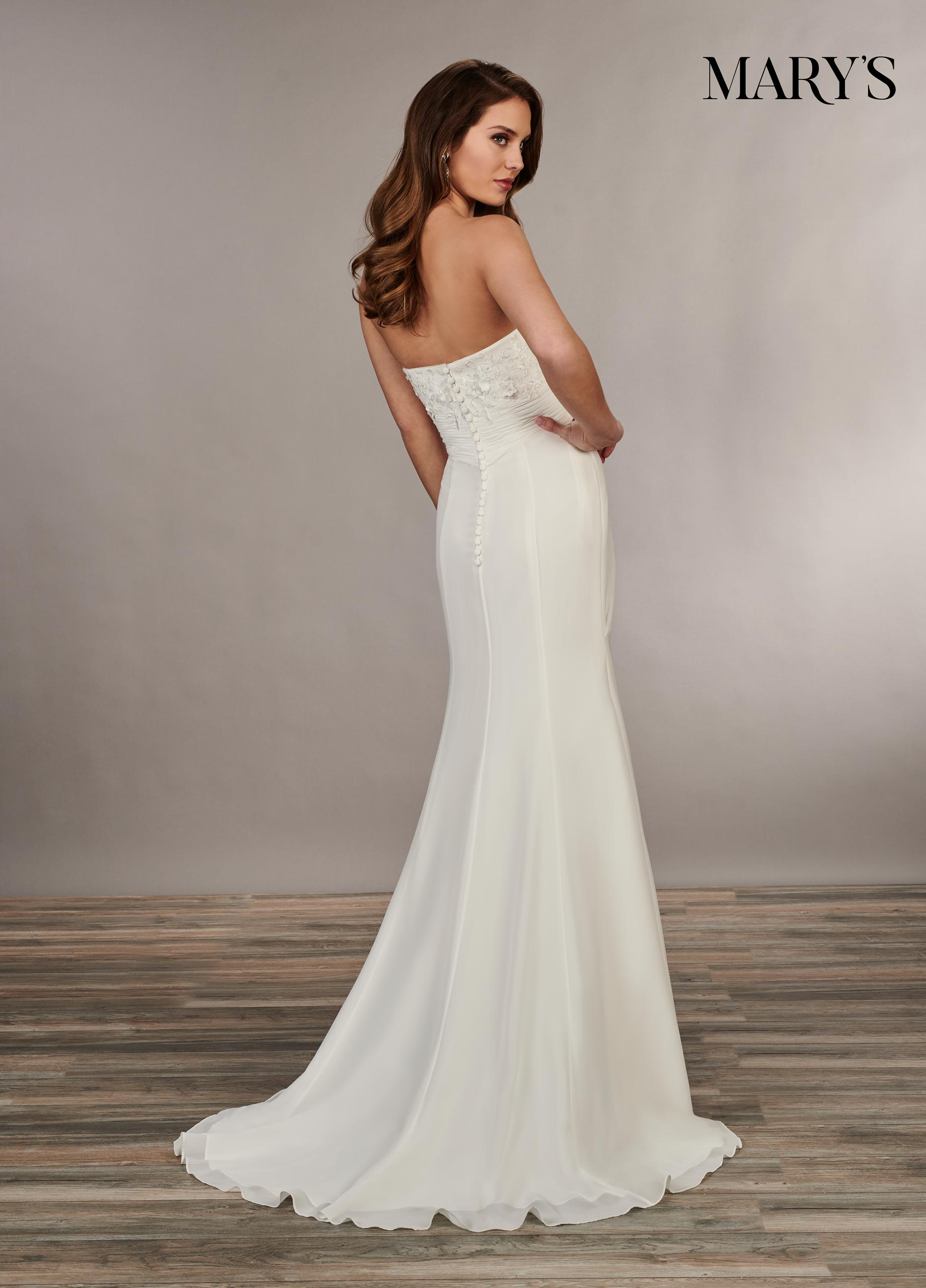Bridal Wedding Dresses | Mary's | Style - MB1038