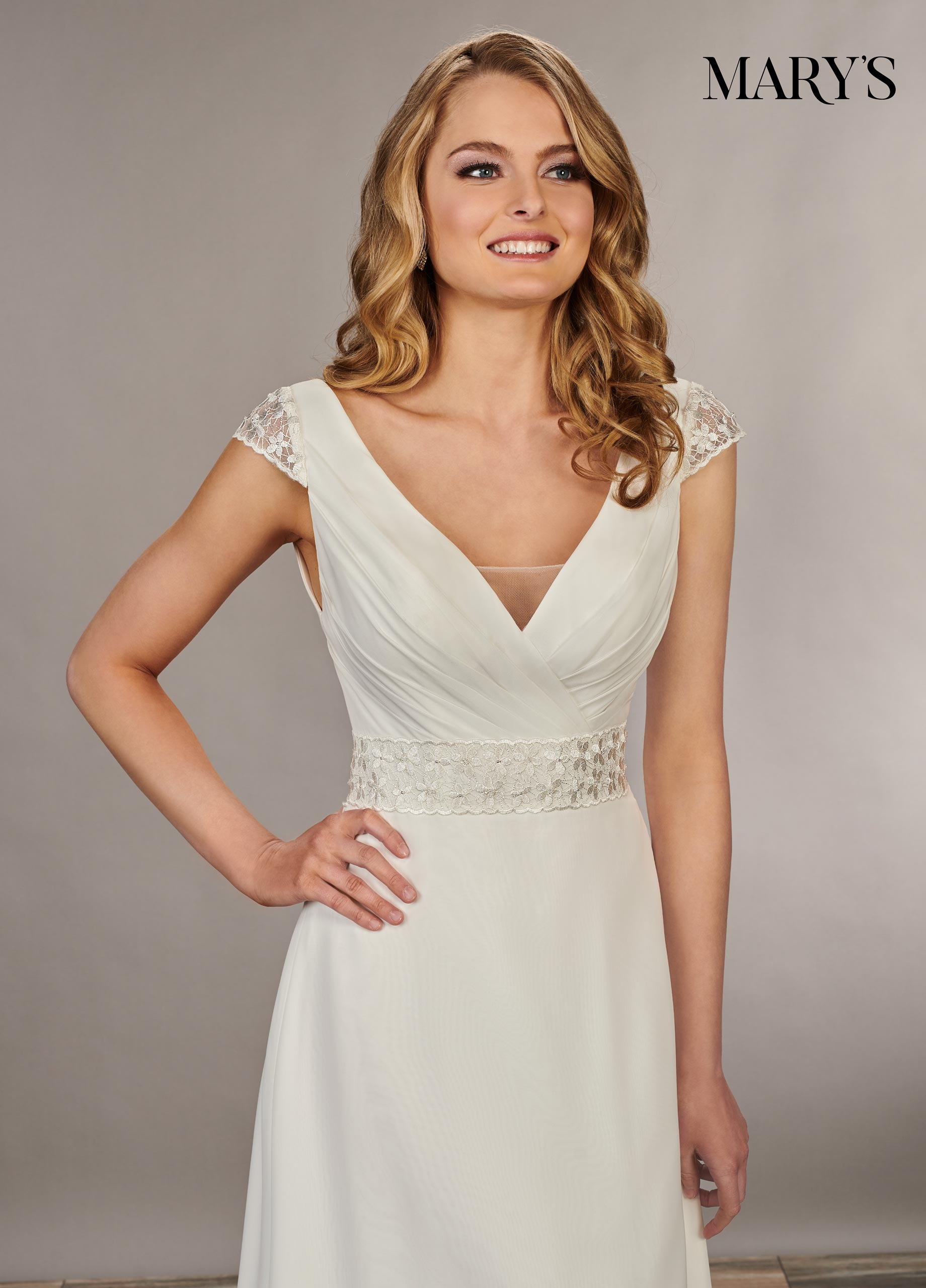 Bridal Wedding Dresses | Mary's | Style - MB1039