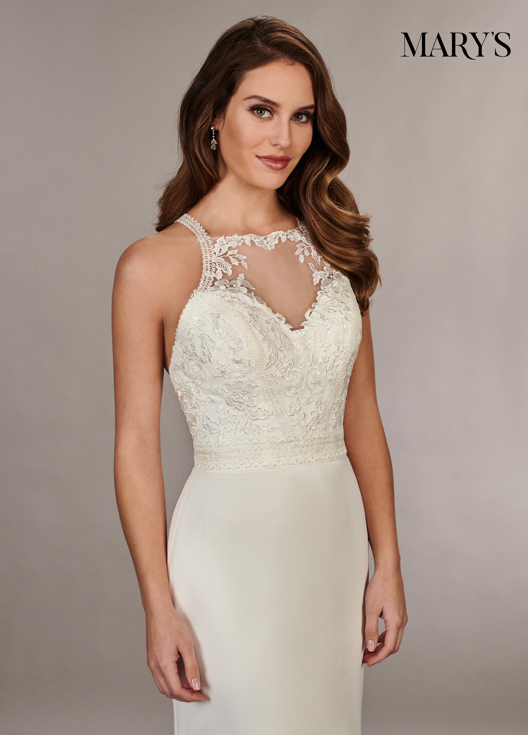 Bridal Wedding Dresses   Mary's   Style - MB1040