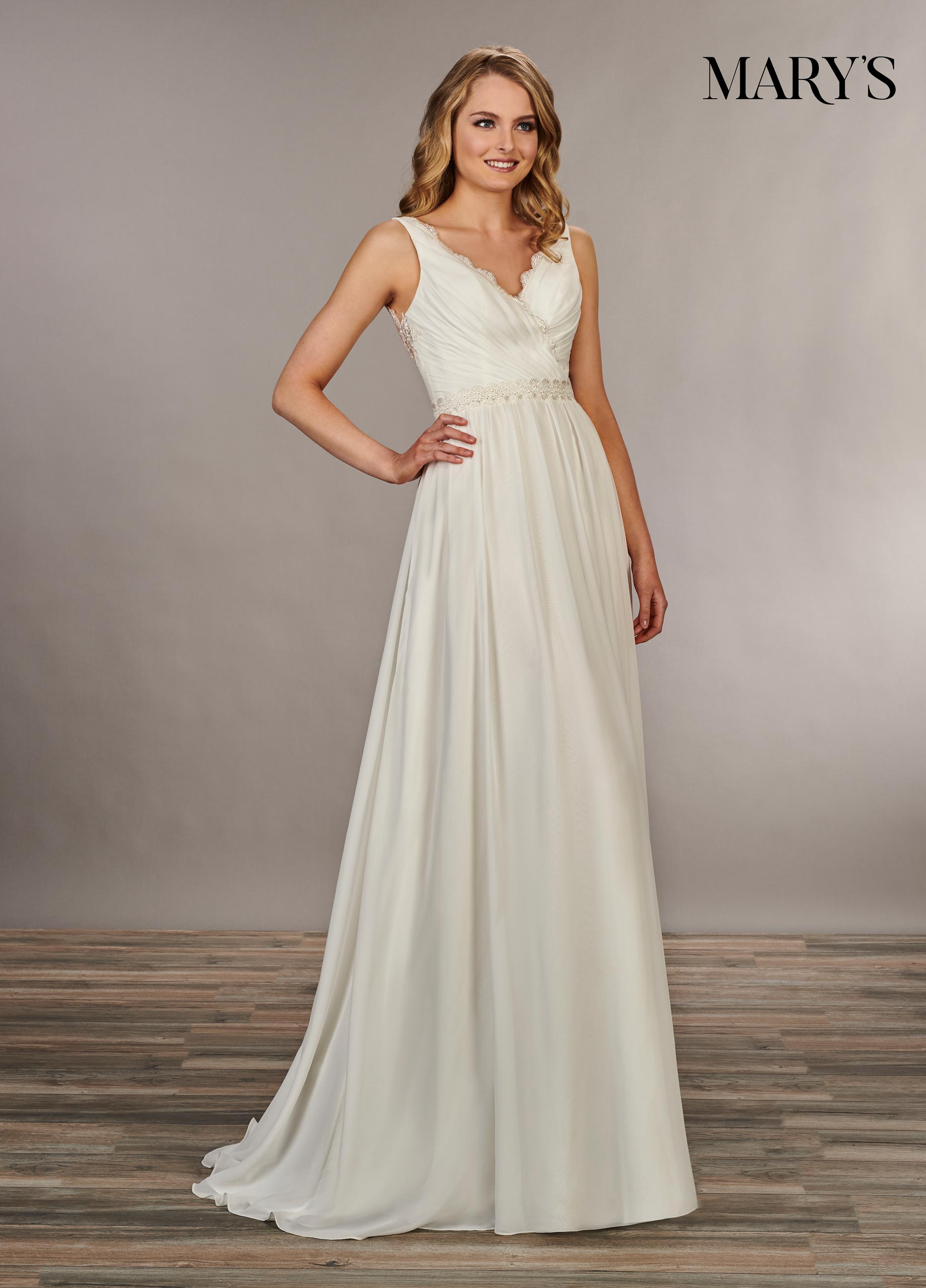 Bridal Wedding Dresses | Mary's | Style - MB1043