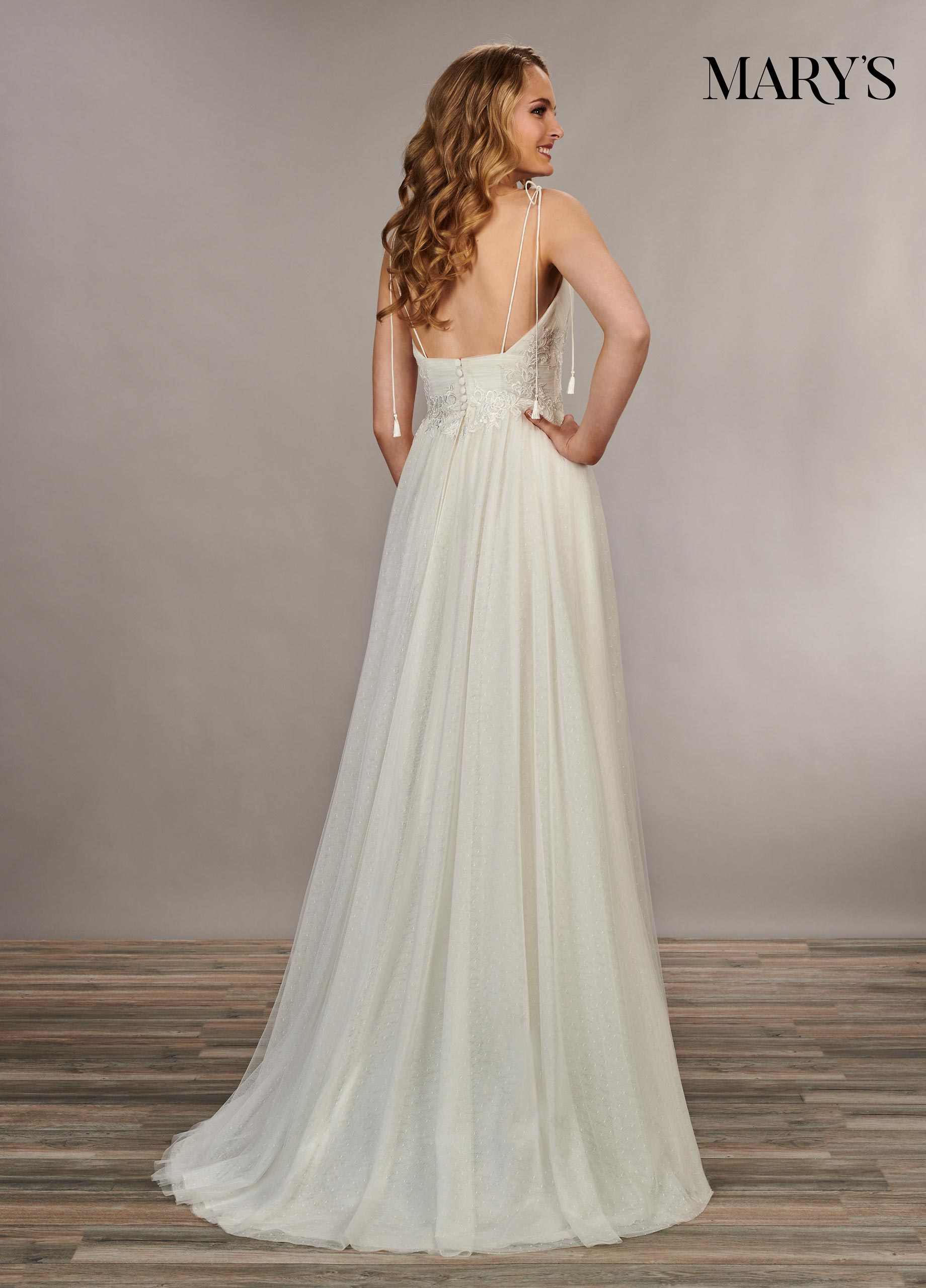 Bridal Wedding Dresses | Mary's | Style - MB1045