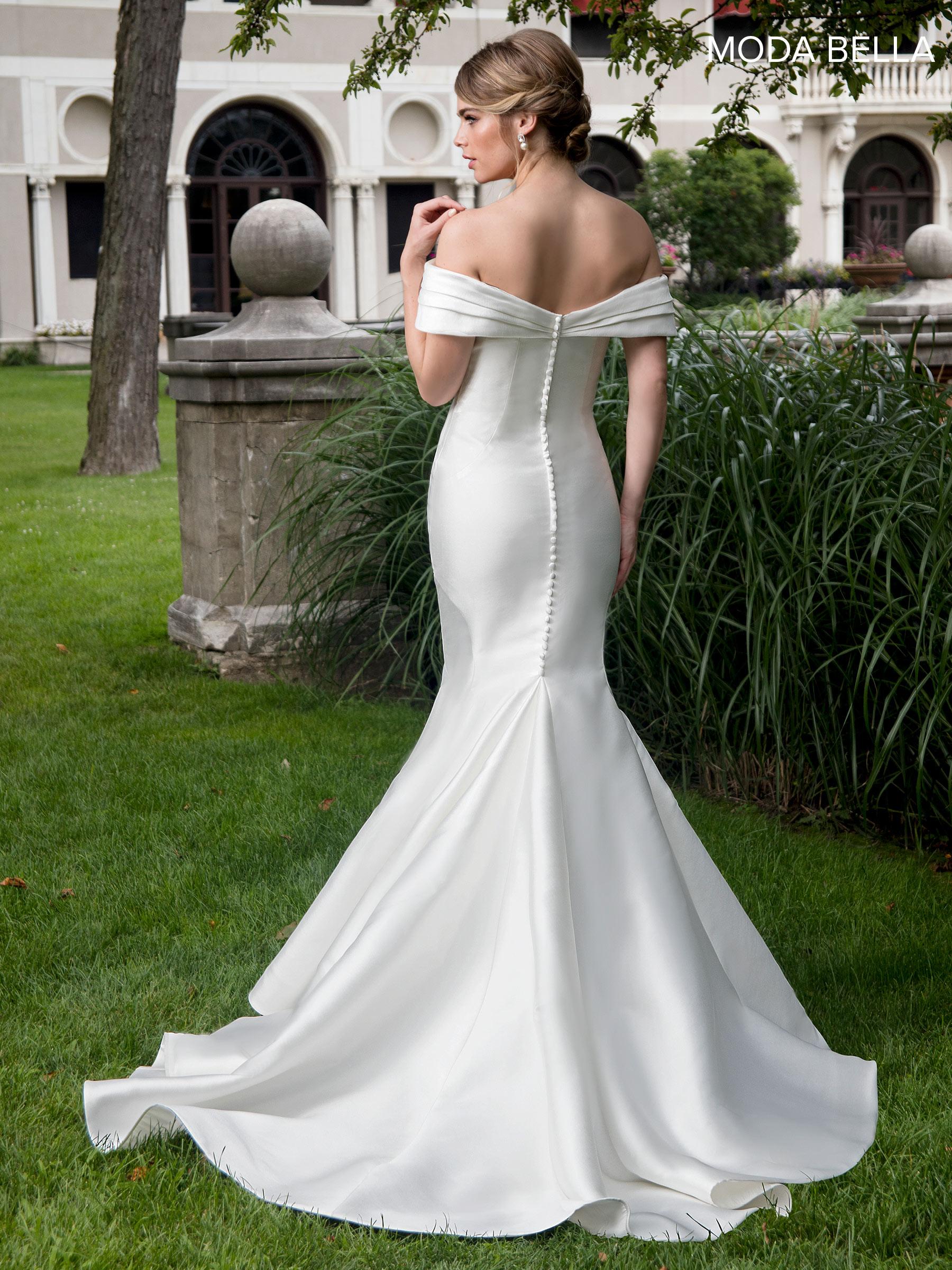 Bridal Dresses   Moda Bella   Style - MB2001