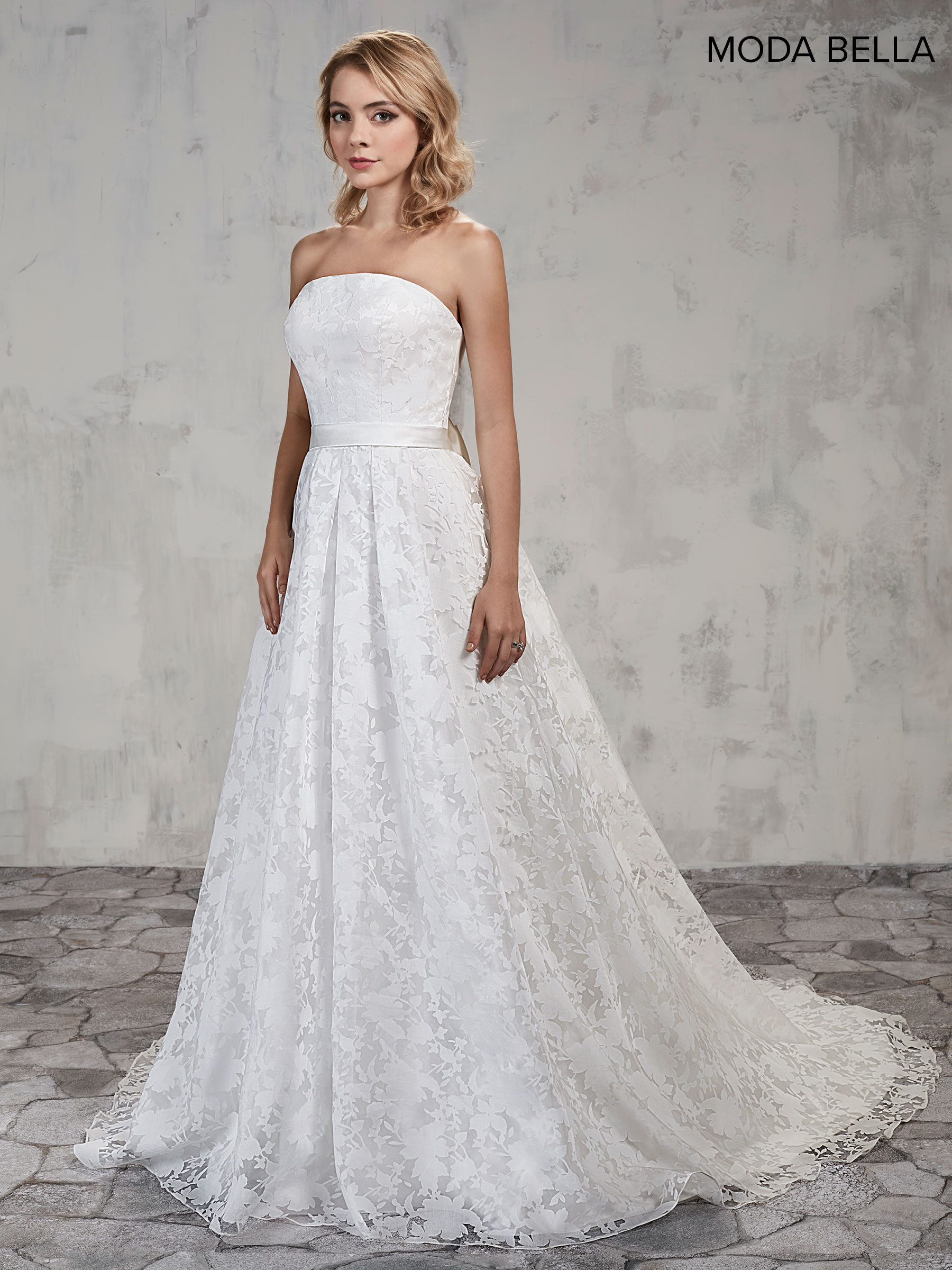 Bridal Dresses | Moda Bella | Style - MB2004