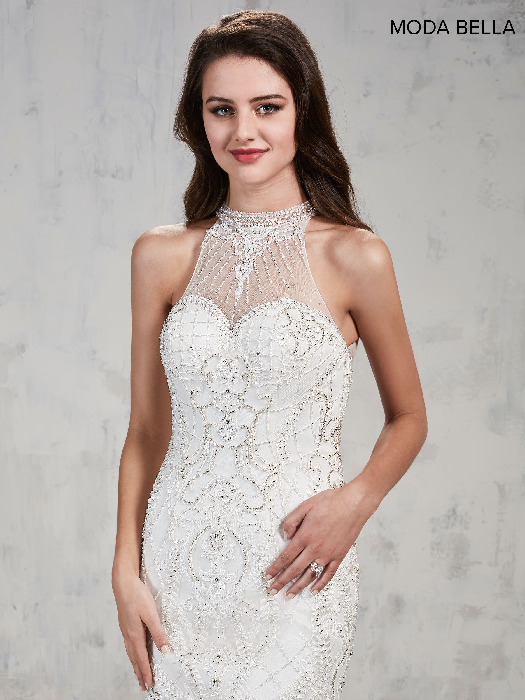 Bridal Dresses   Moda Bella   Style - MB2005